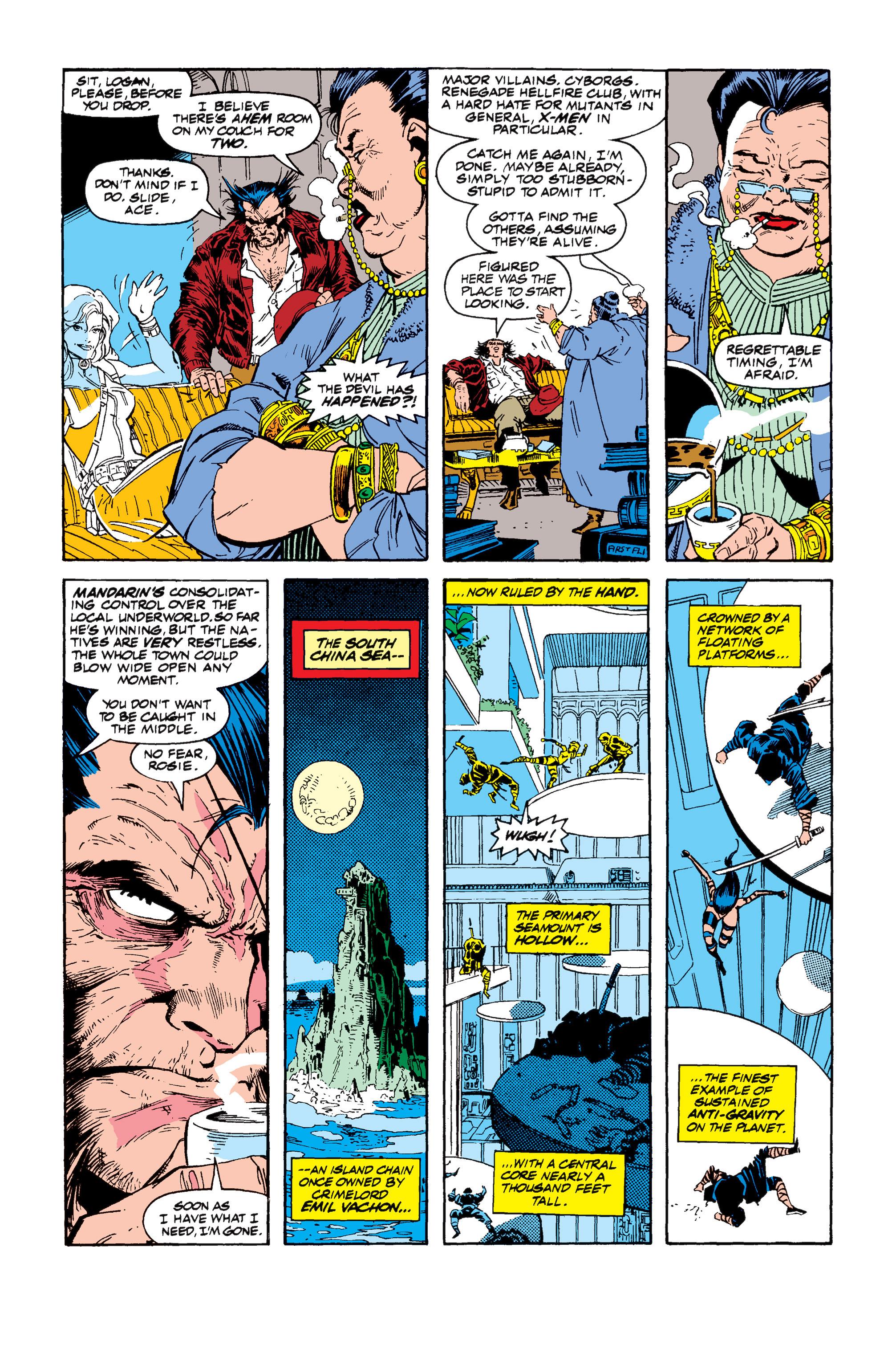 Read online Uncanny X-Men (1963) comic -  Issue #257 - 14