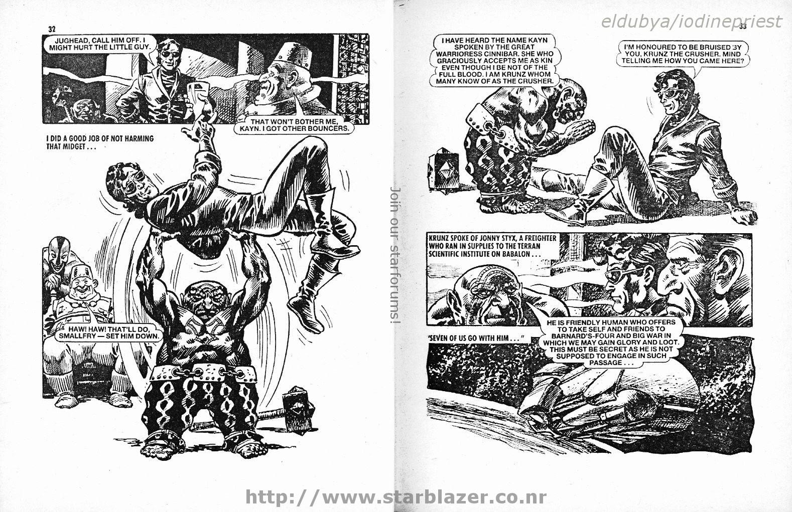 Starblazer issue 199 - Page 18