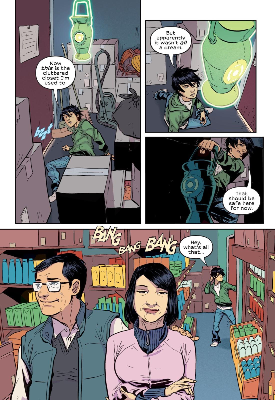 Read online Green Lantern: Legacy comic -  Issue # TPB - 48