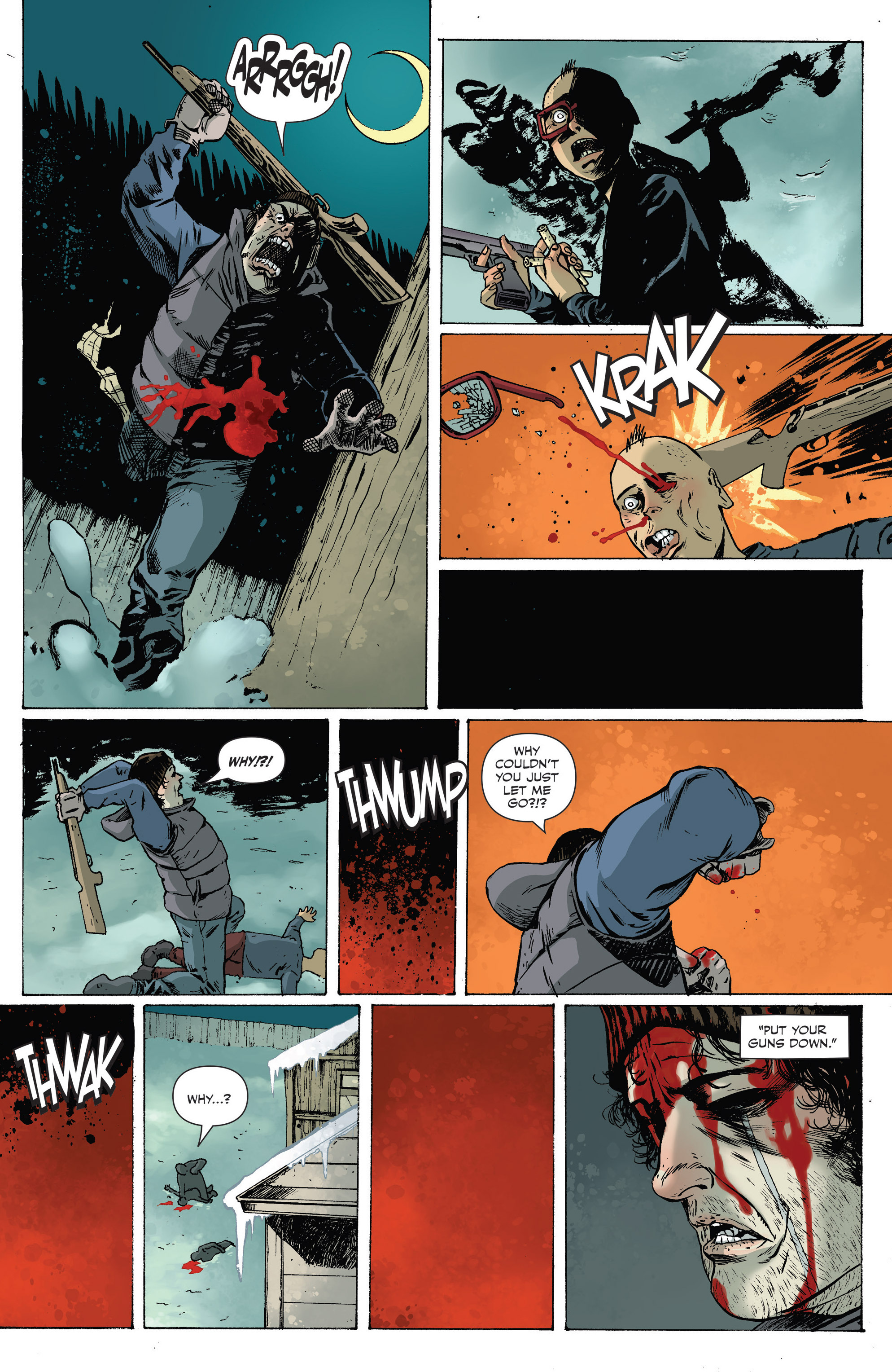 Read online Sheltered comic -  Issue #9 - 22