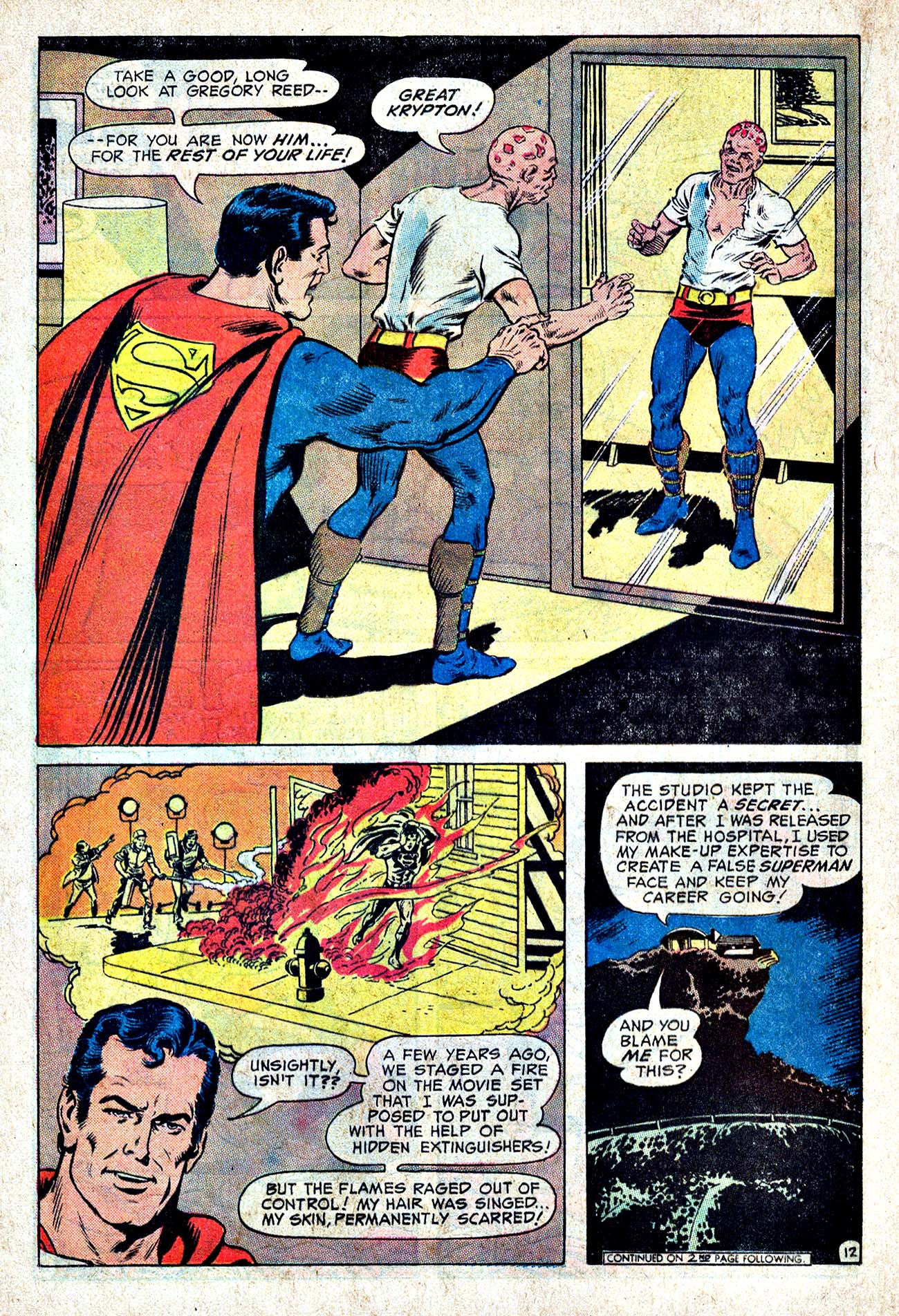 Read online Action Comics (1938) comic -  Issue #414 - 17
