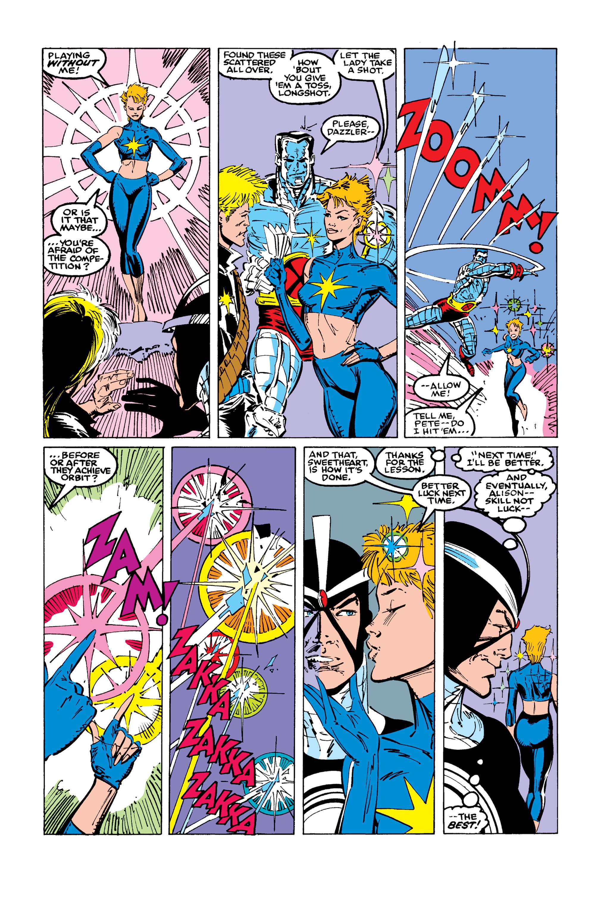 Read online Uncanny X-Men (1963) comic -  Issue #246 - 13