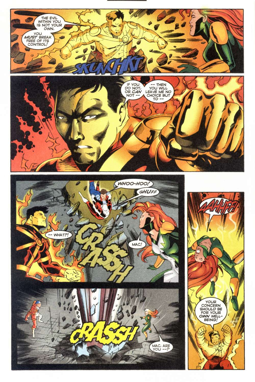 Read online Alpha Flight (1997) comic -  Issue #5 - 12
