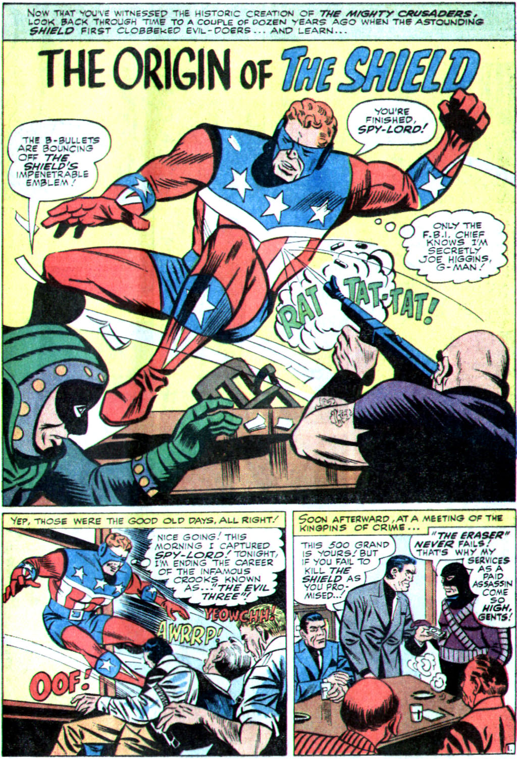 The Mighty Crusaders (1965) Issue #1 #1 - English 29