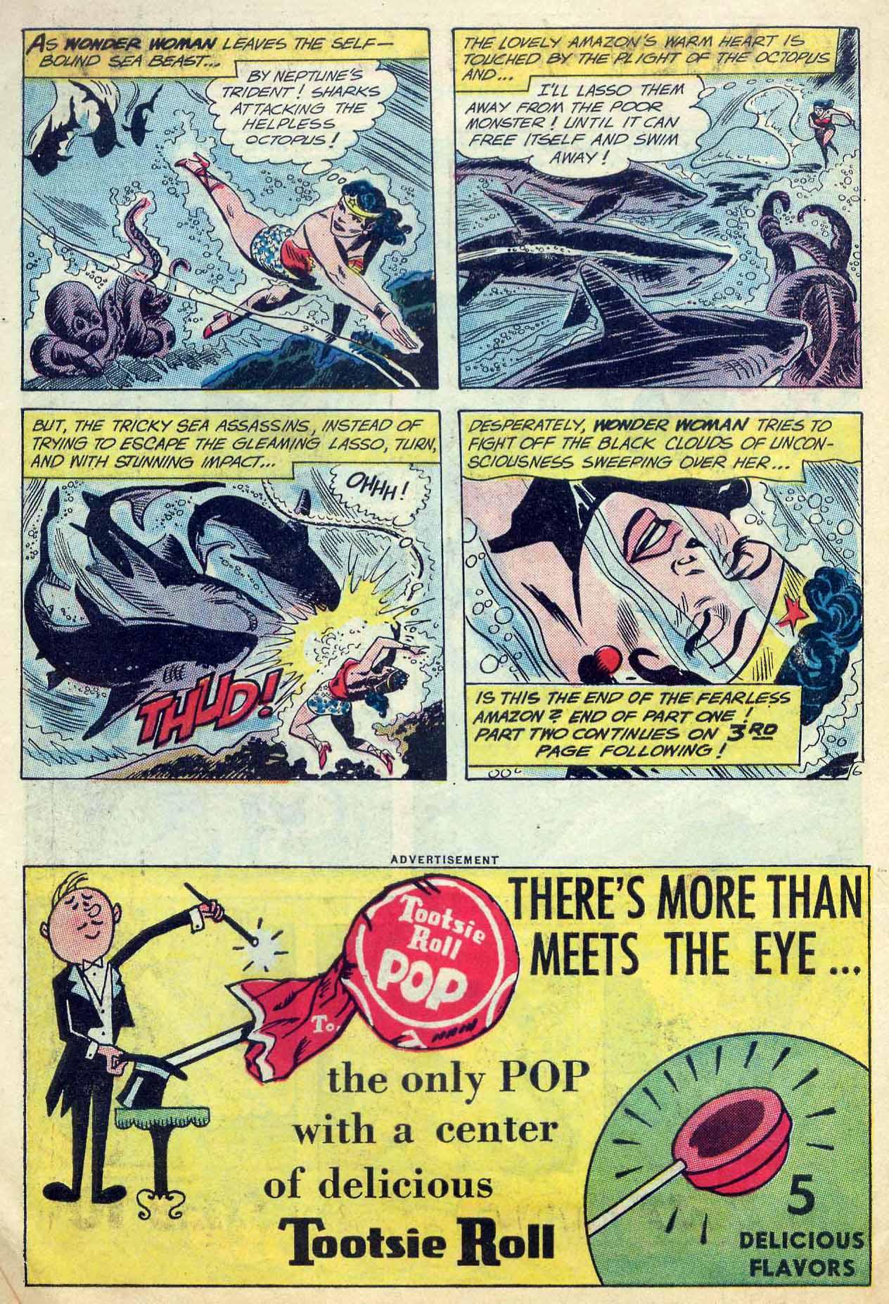 Read online Wonder Woman (1942) comic -  Issue #126 - 26