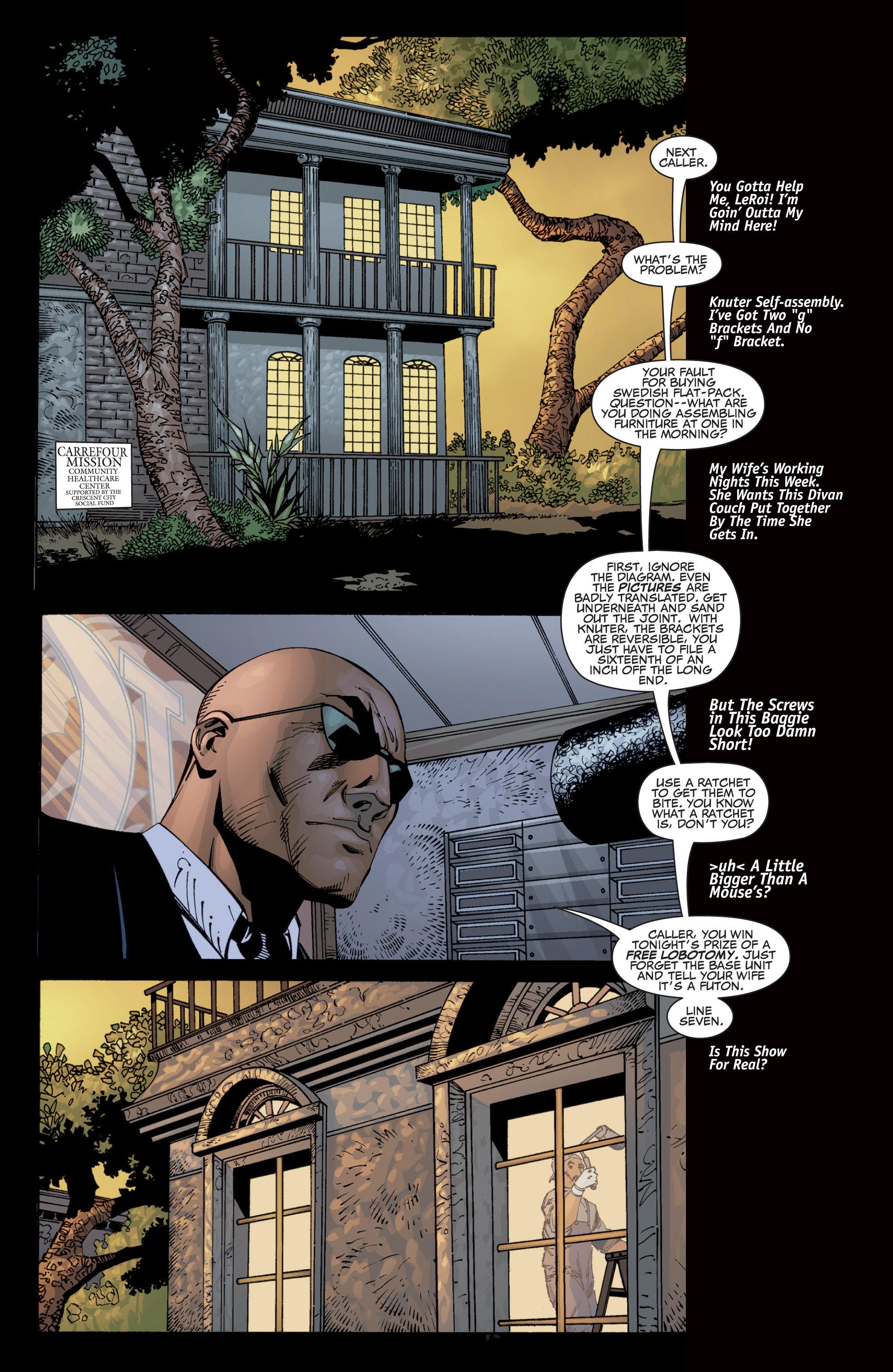 Read online Shadowman (1999) comic -  Issue #1 - 19