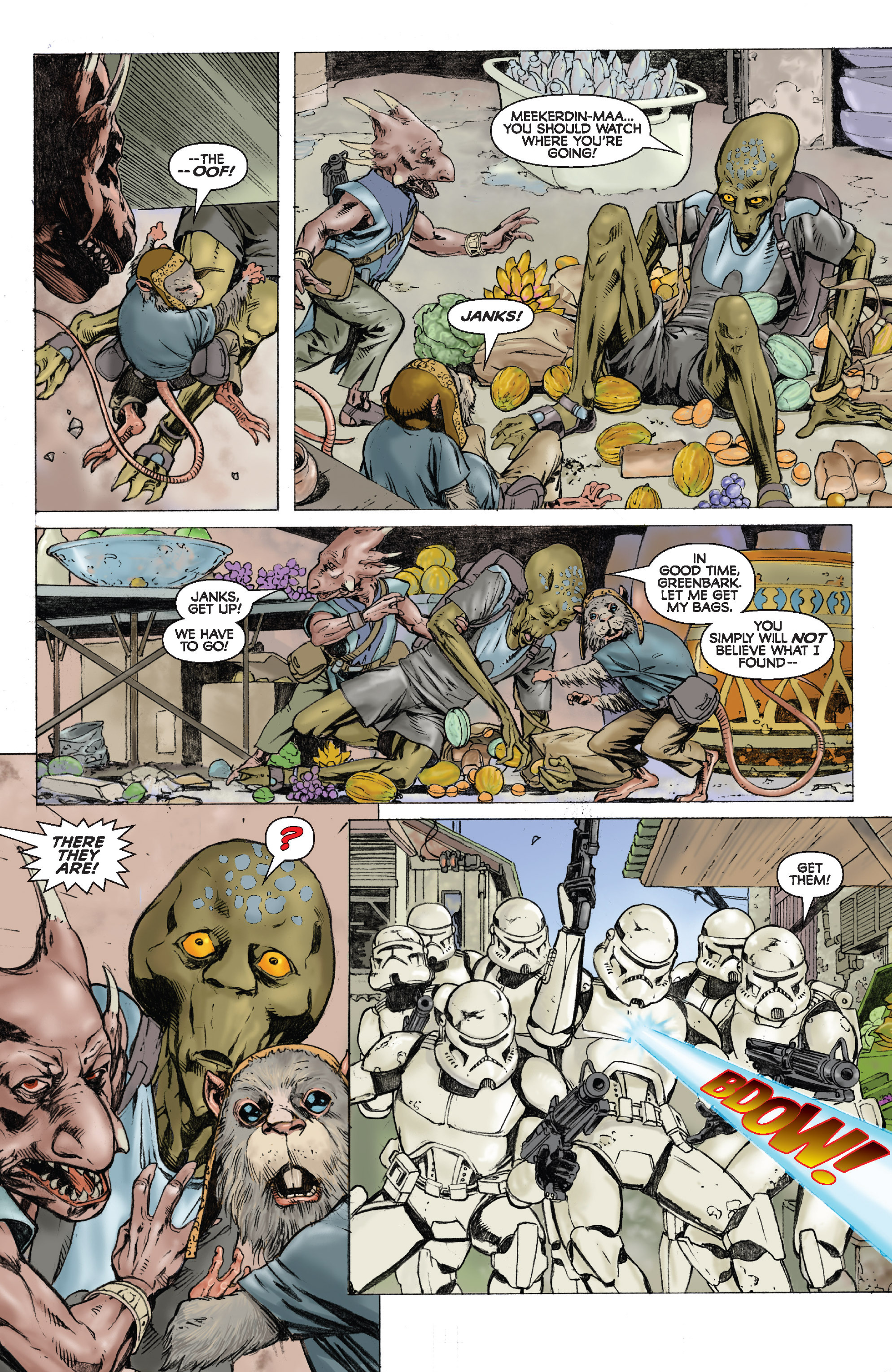 Read online Star Wars Omnibus comic -  Issue # Vol. 31 - 185