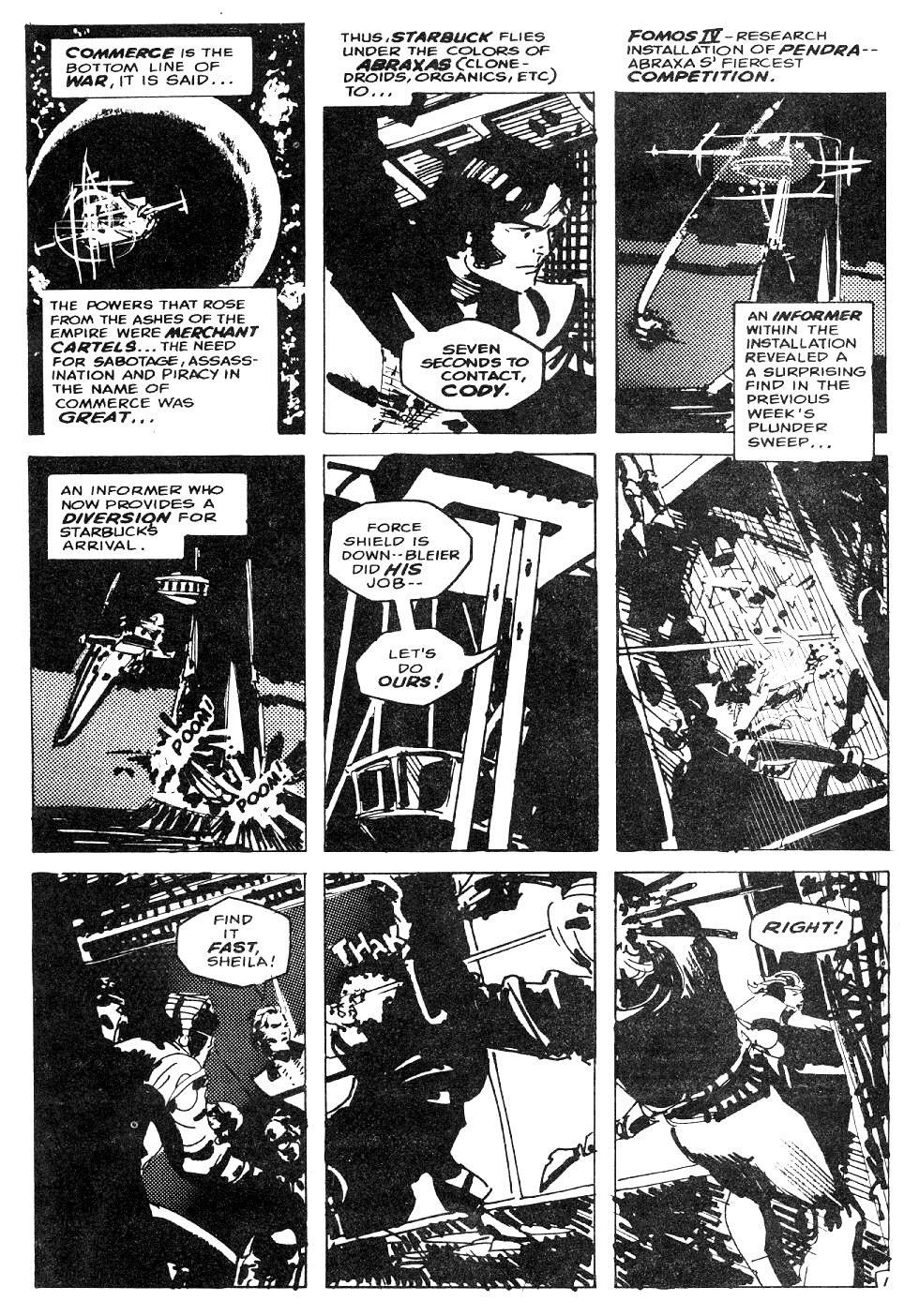 Read online Star*Reach comic -  Issue #4 - 2