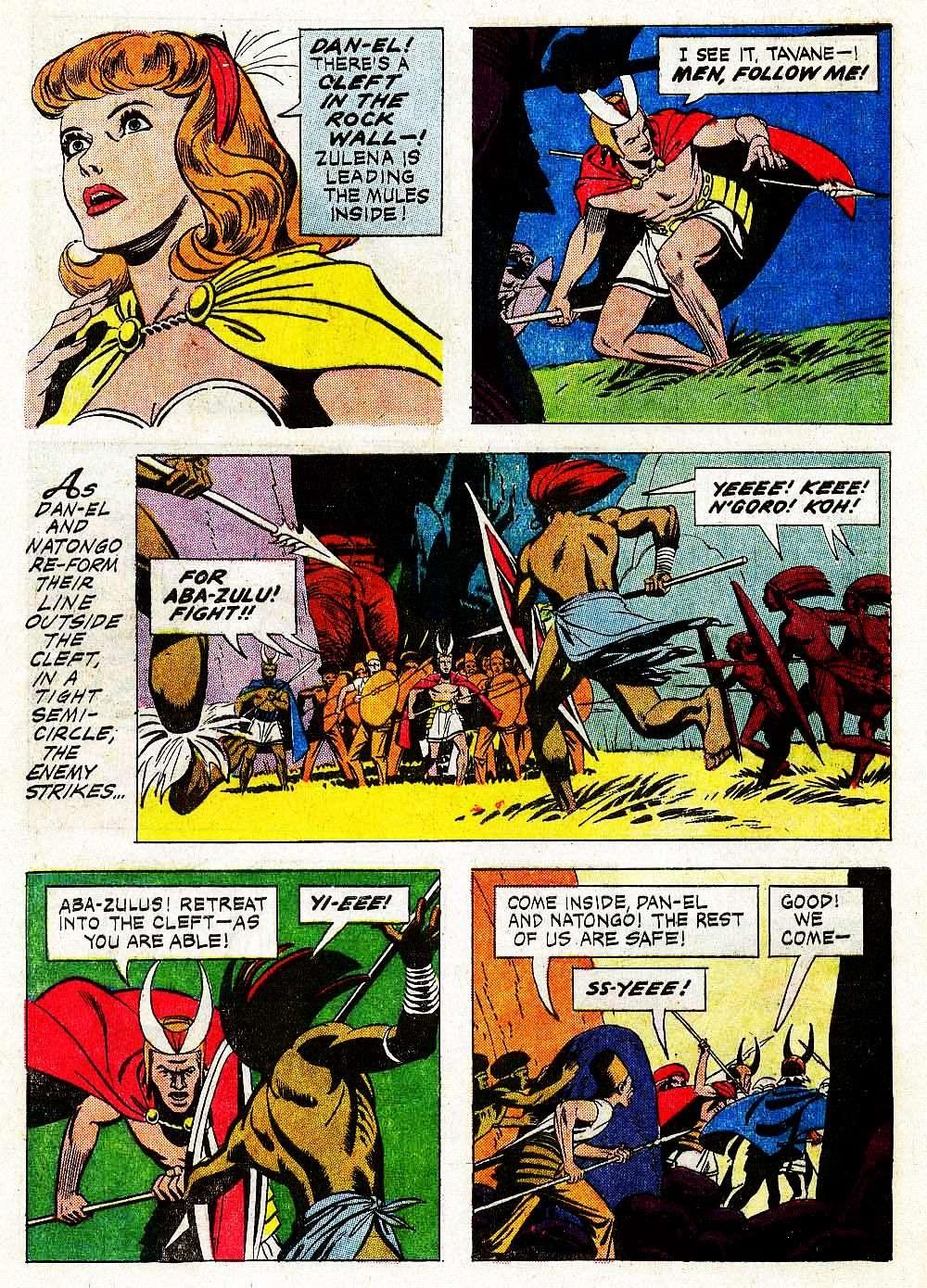 Tarzan (1962) issue 139 - Page 32