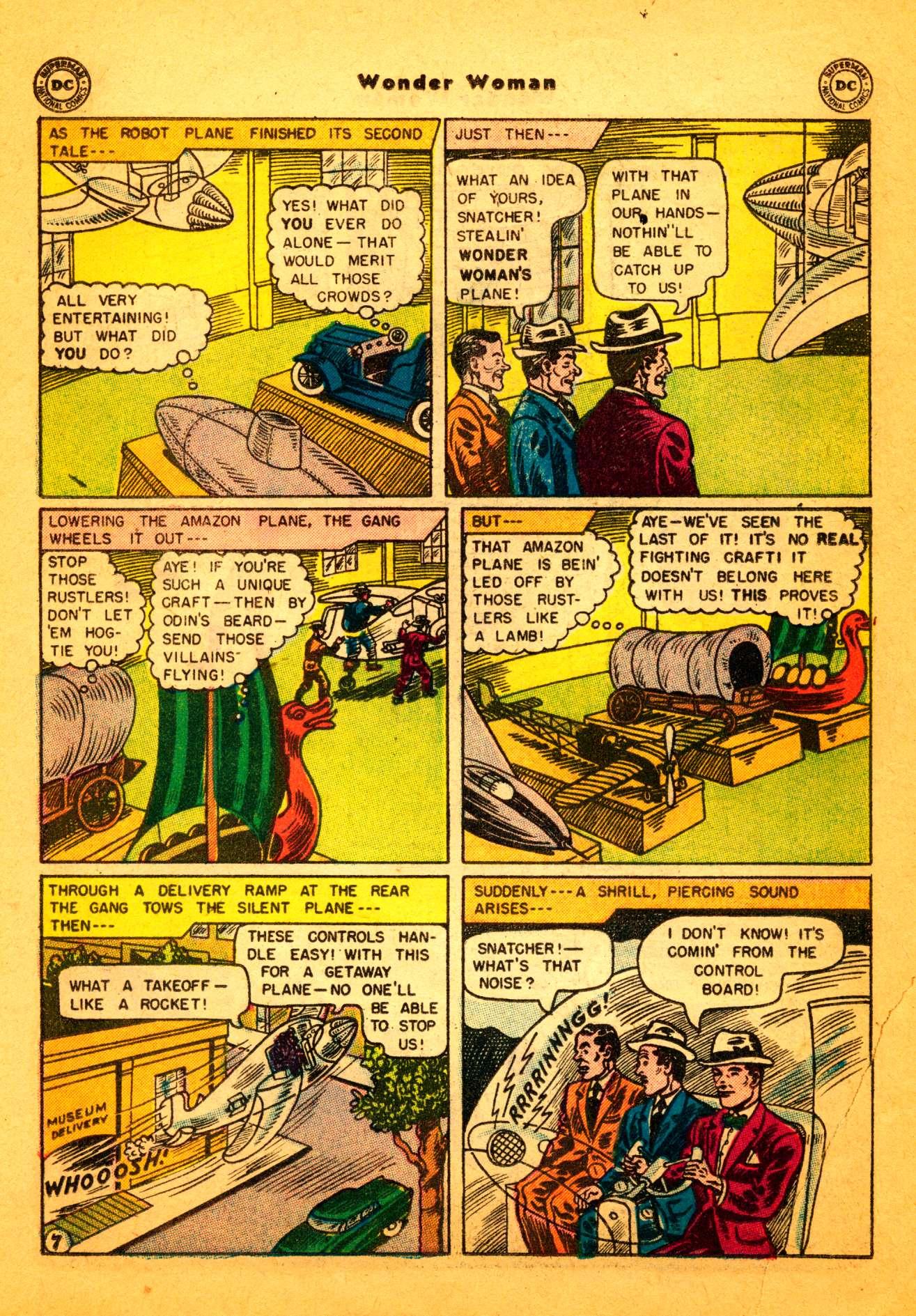 Read online Wonder Woman (1942) comic -  Issue #86 - 21