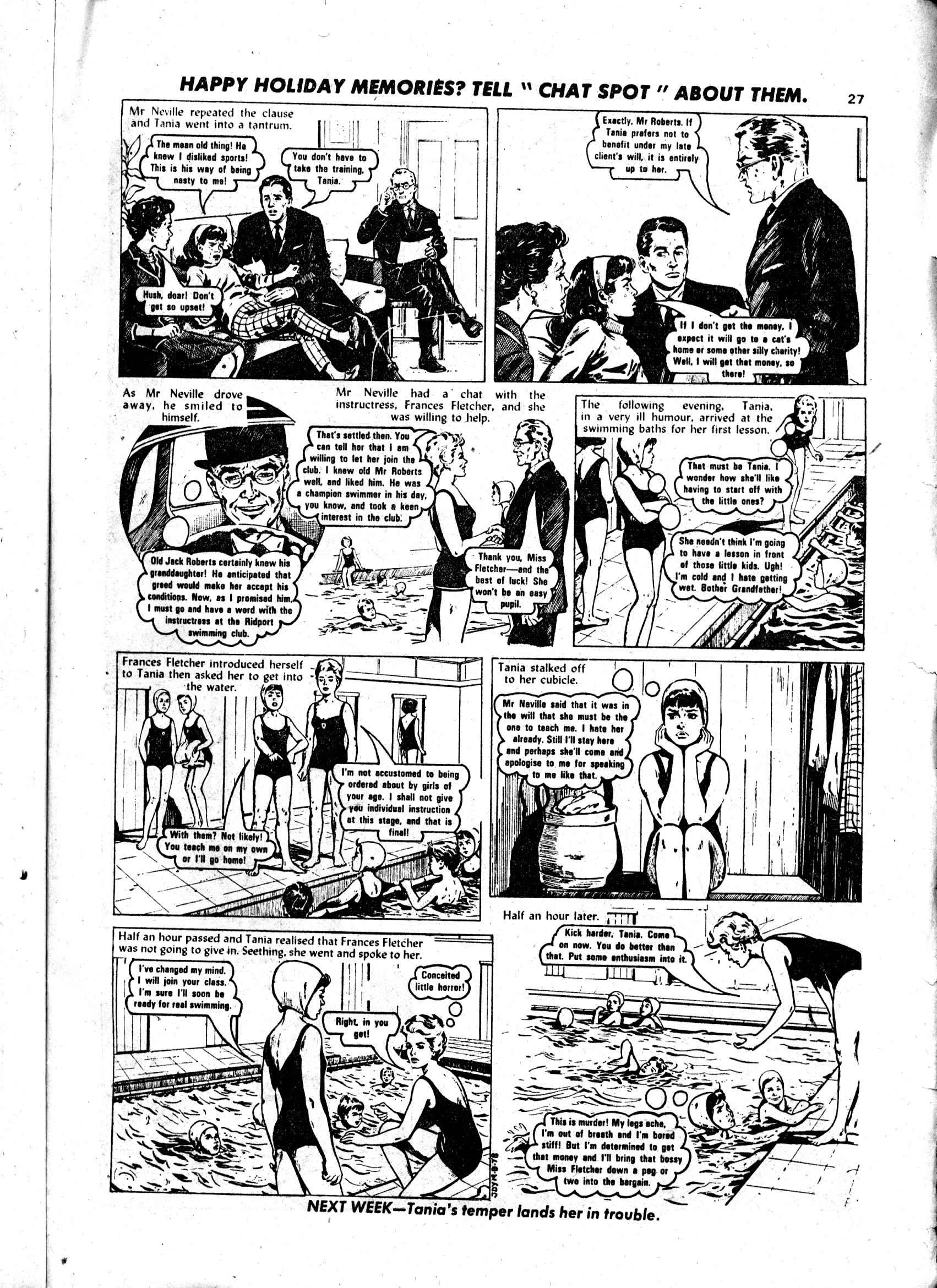Read online Judy comic -  Issue #971 - 27