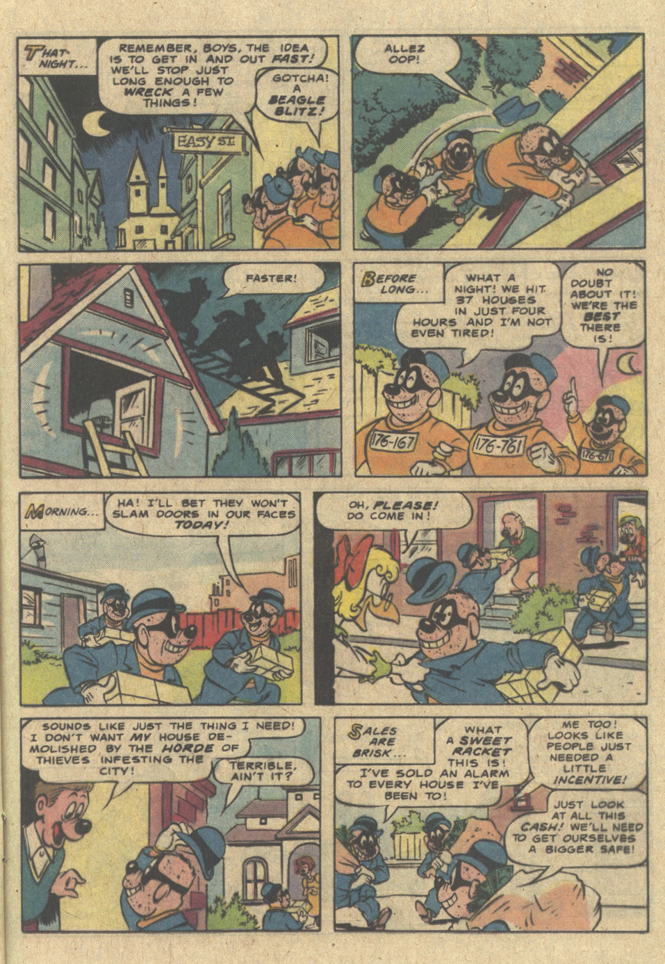 Read online Uncle Scrooge (1953) comic -  Issue #220 - 21
