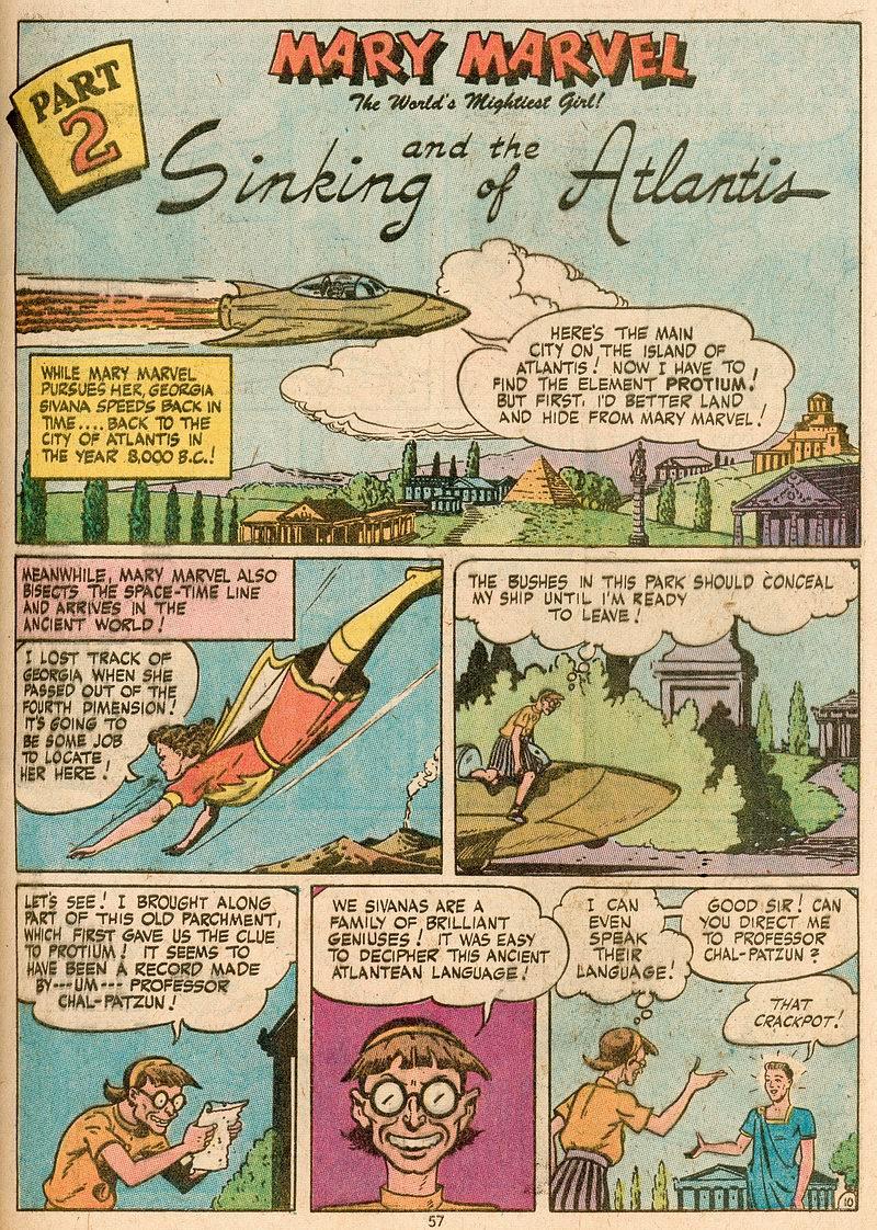 Read online Shazam! (1973) comic -  Issue #12 - 50