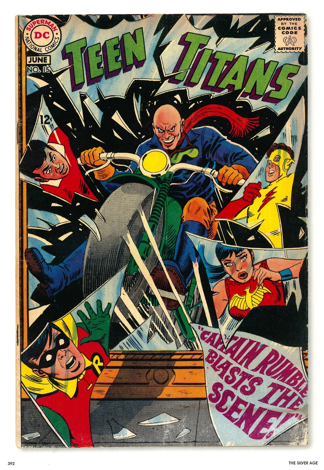 Read online 75 Years Of DC Comics comic -  Issue # TPB (Part 5) - 7