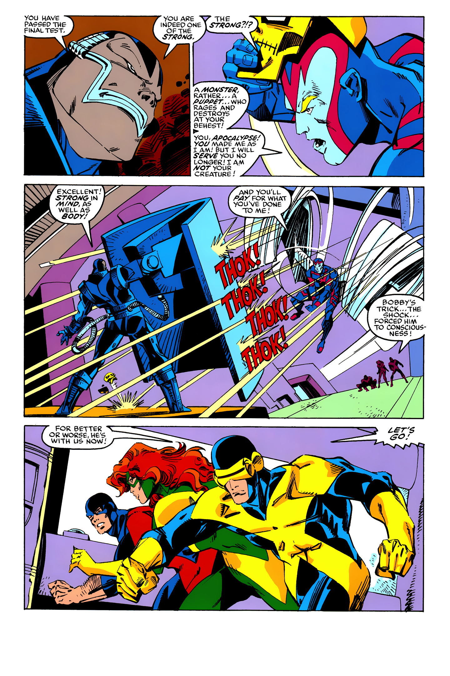 Read online X-Factor (1986) comic -  Issue #25 - 32