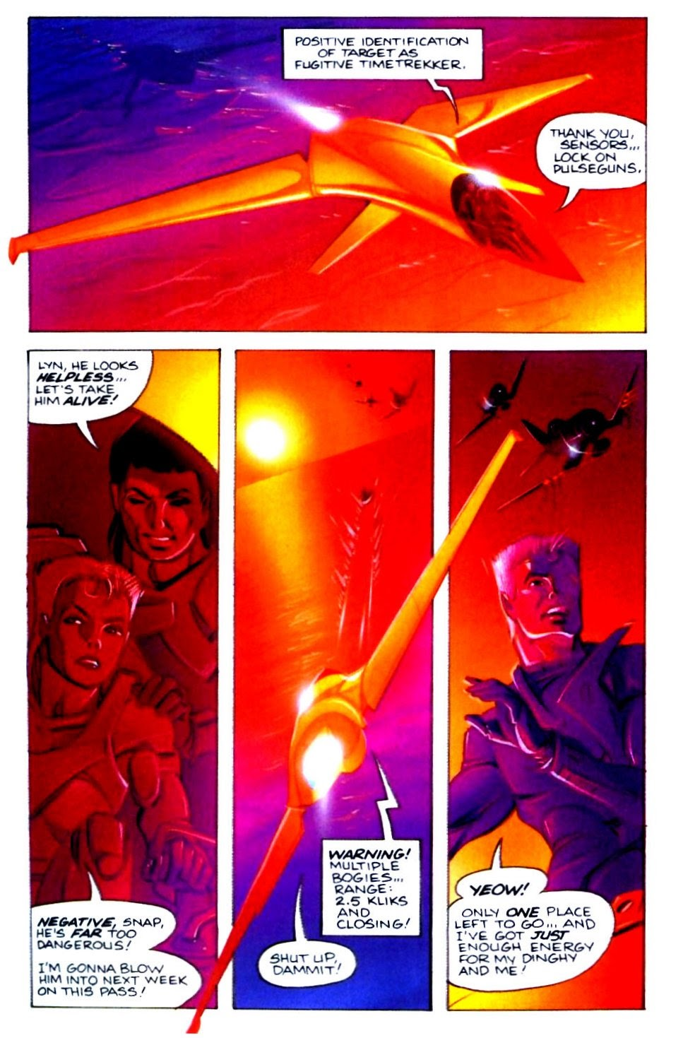 Tempus Fugitive issue 2 - Page 6