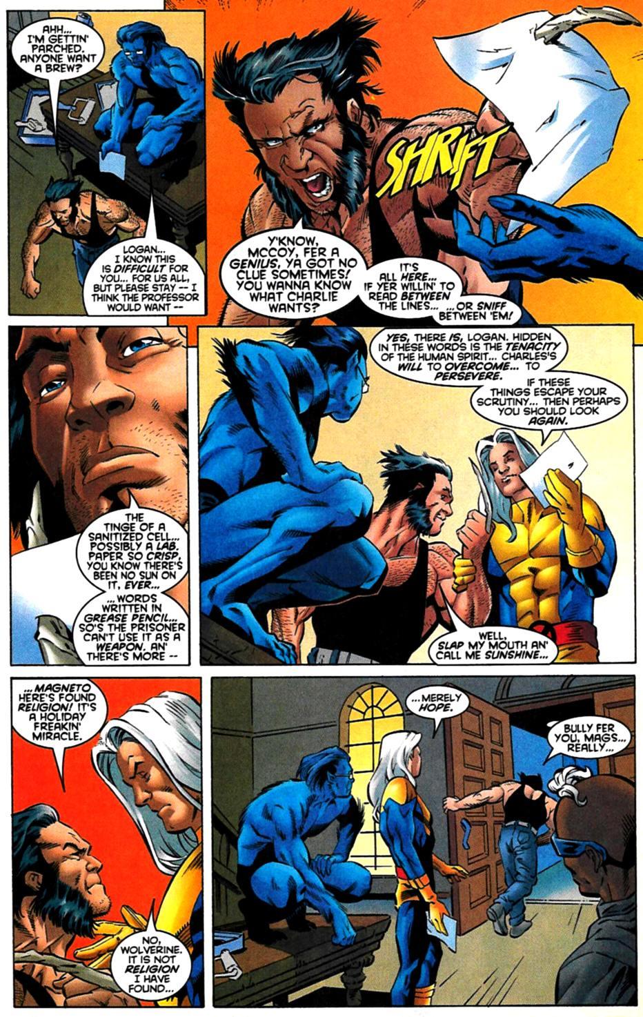 X-Men (1991) 73 Page 4