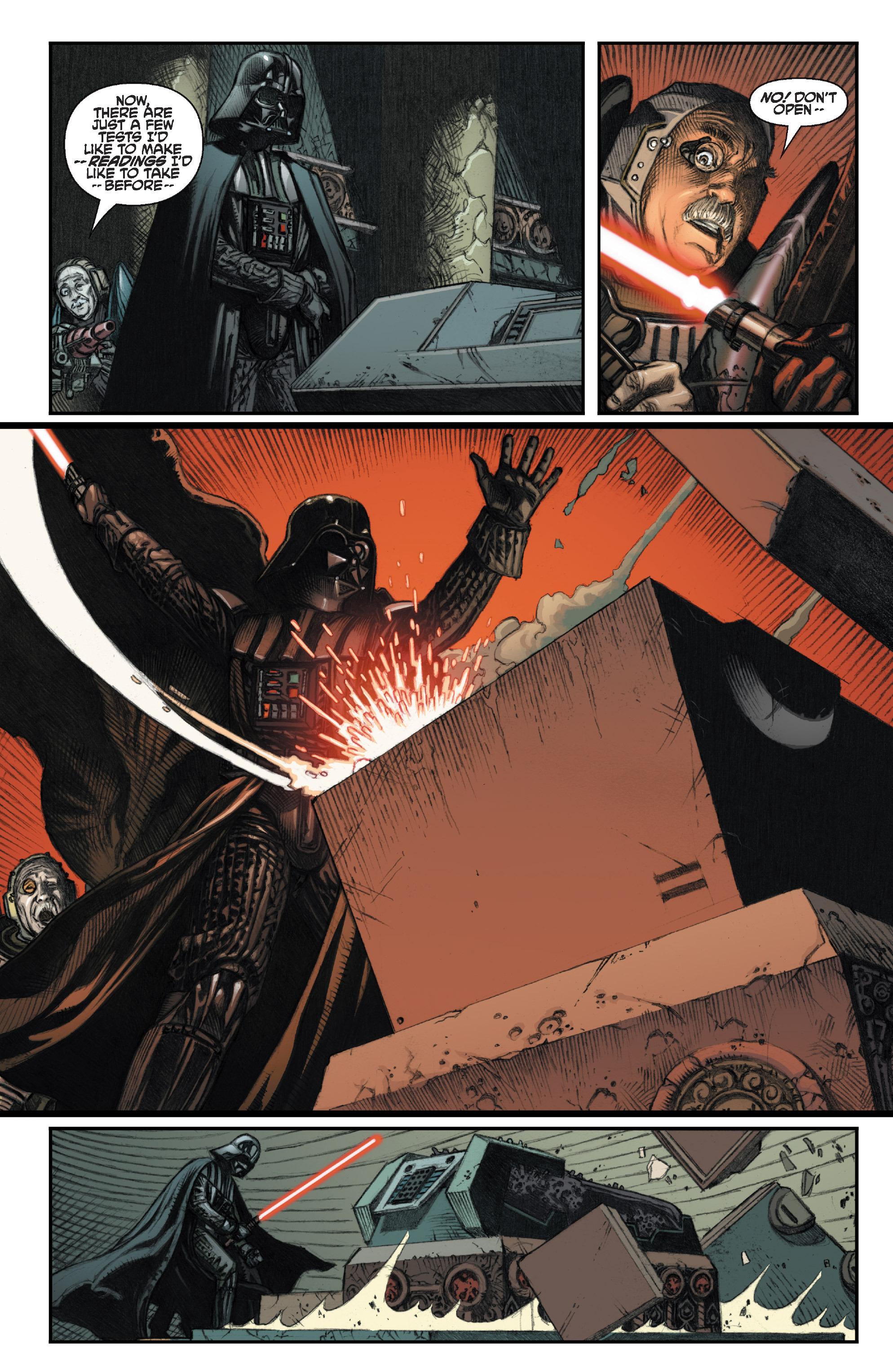 Read online Star Wars Omnibus comic -  Issue # Vol. 31 - 293