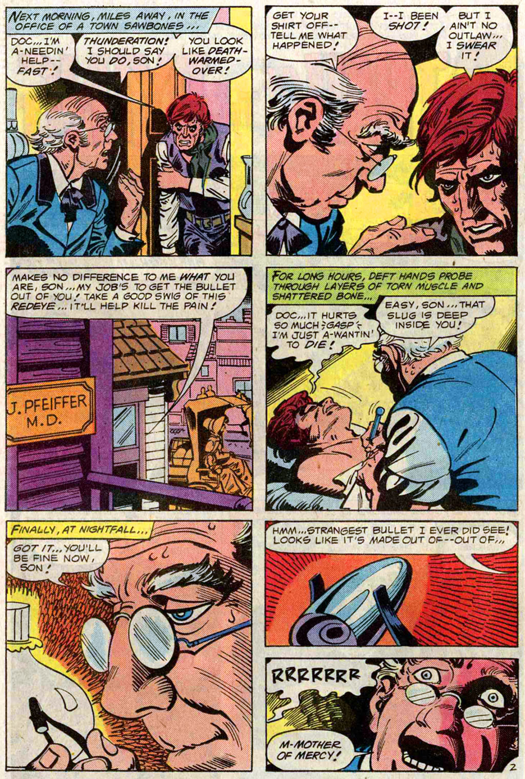 Read online Secrets of Haunted House comic -  Issue #37 - 22