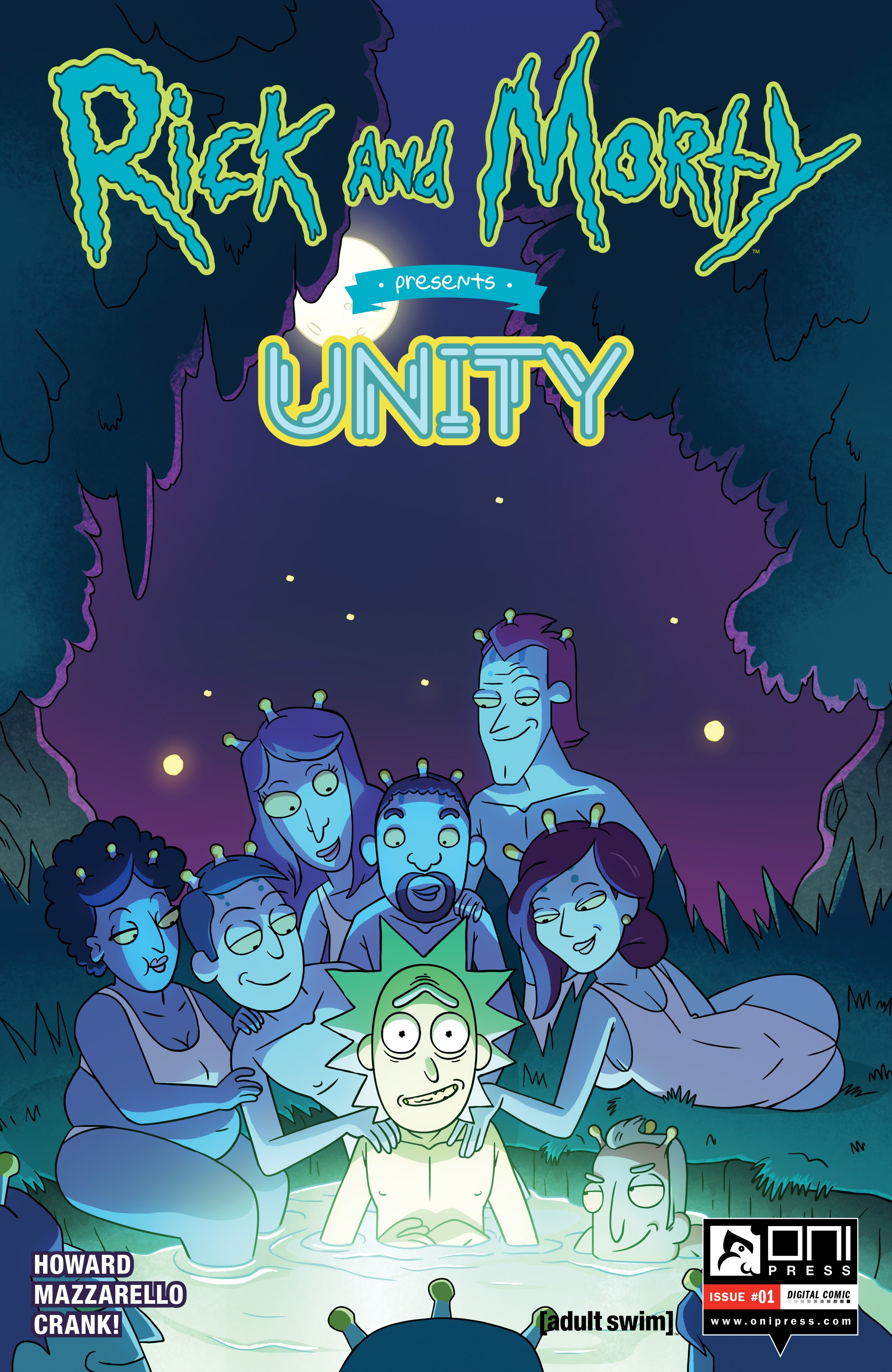 Rick and Morty Presents: The Vindicators issue 8 - Page 1