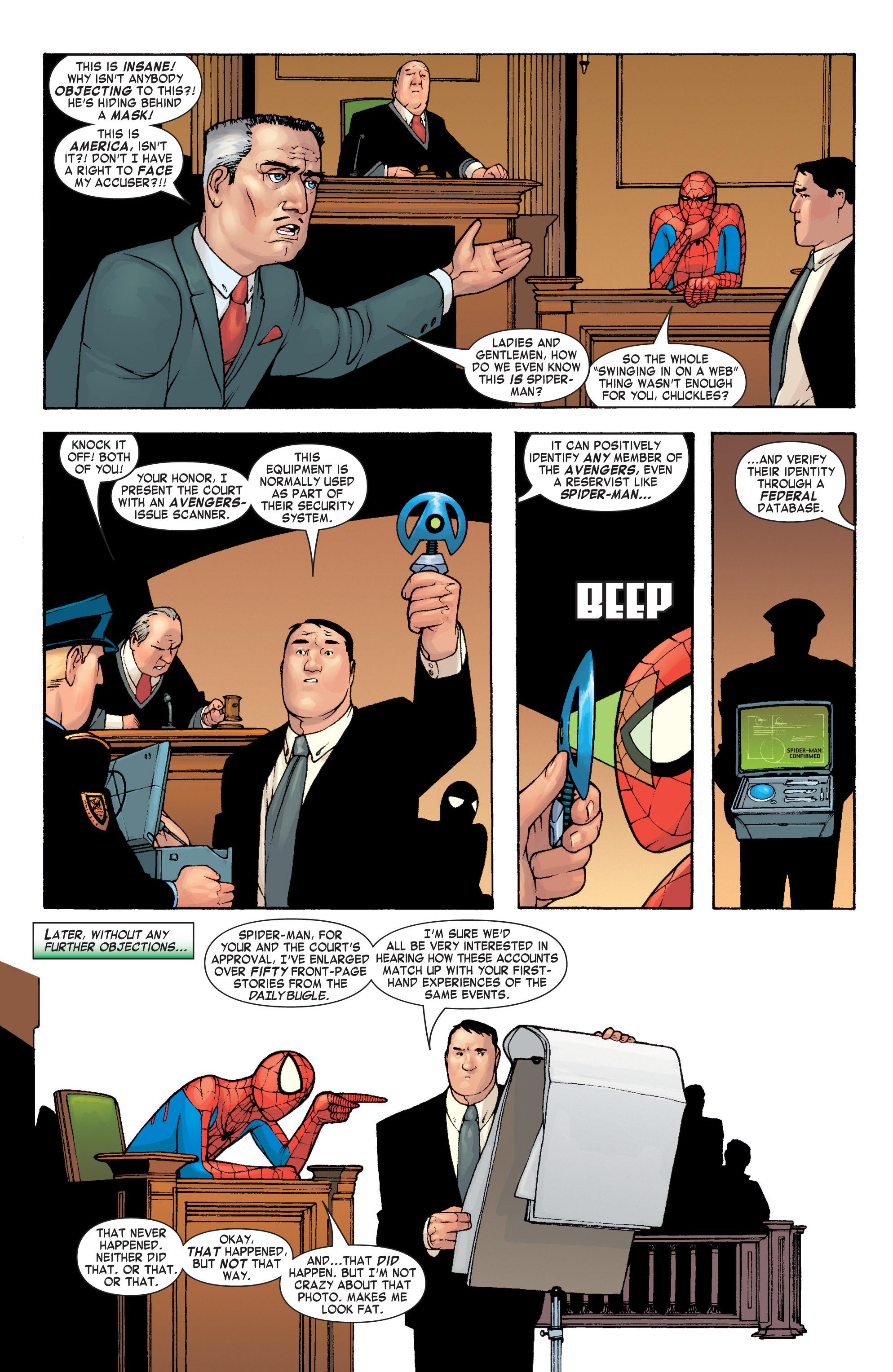 Read online She-Hulk (2004) comic -  Issue #4 - 12