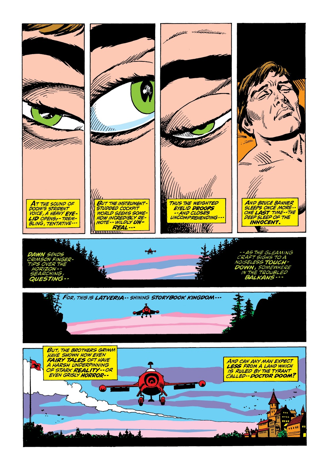 Read online Marvel Masterworks: The Incredible Hulk comic -  Issue # TPB 7 (Part 3) - 2