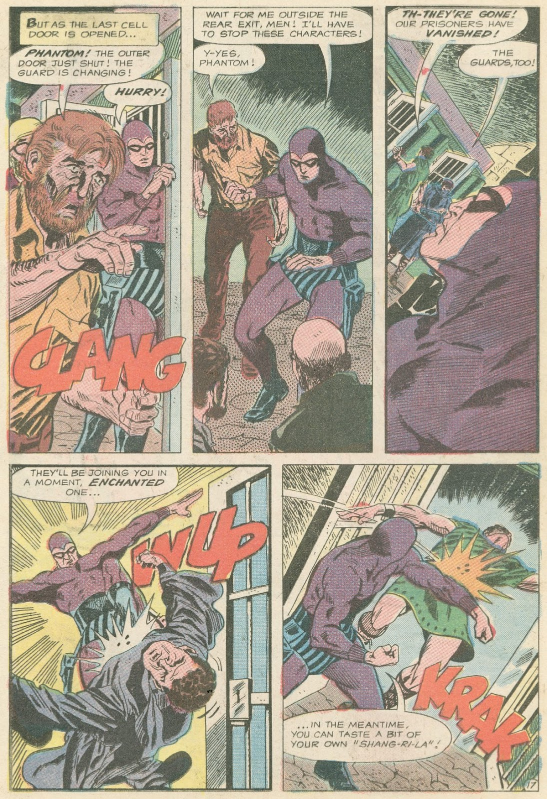 The Phantom (1969) issue 31 - Page 21