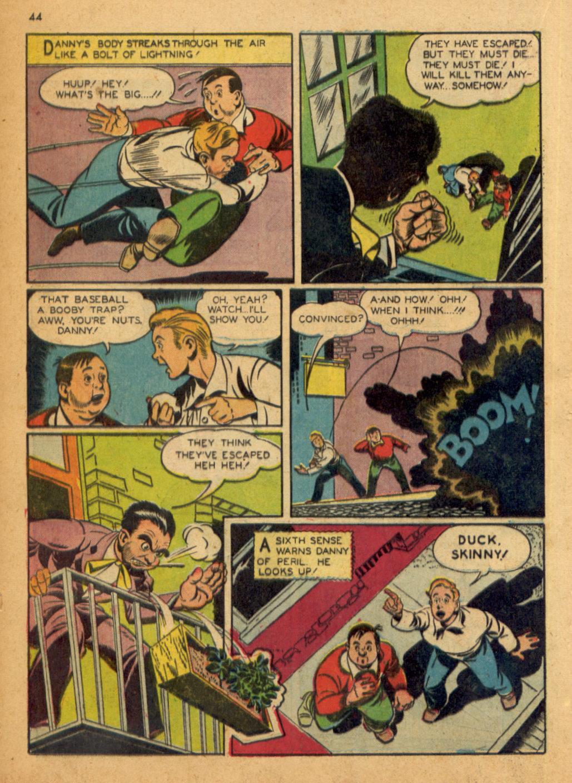 Read online Shadow Comics comic -  Issue #32 - 45