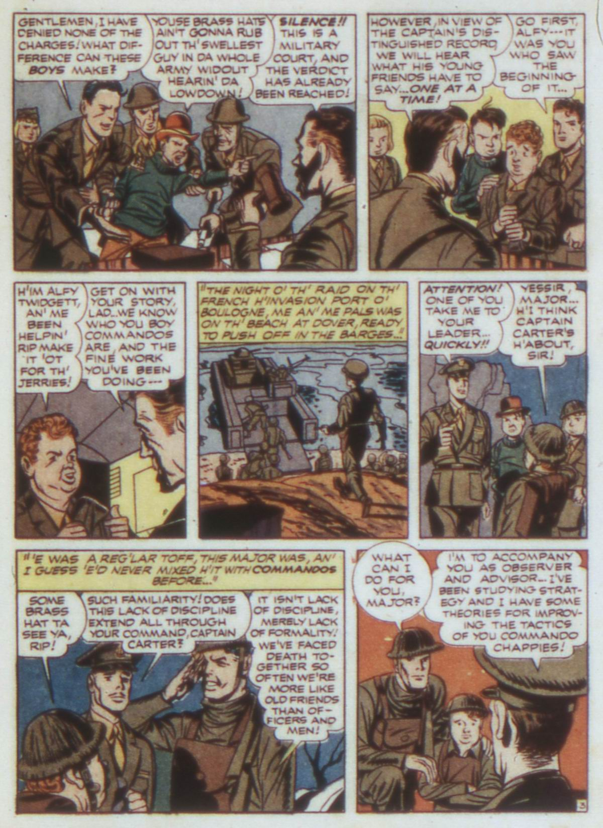 Read online Detective Comics (1937) comic -  Issue #74 - 19