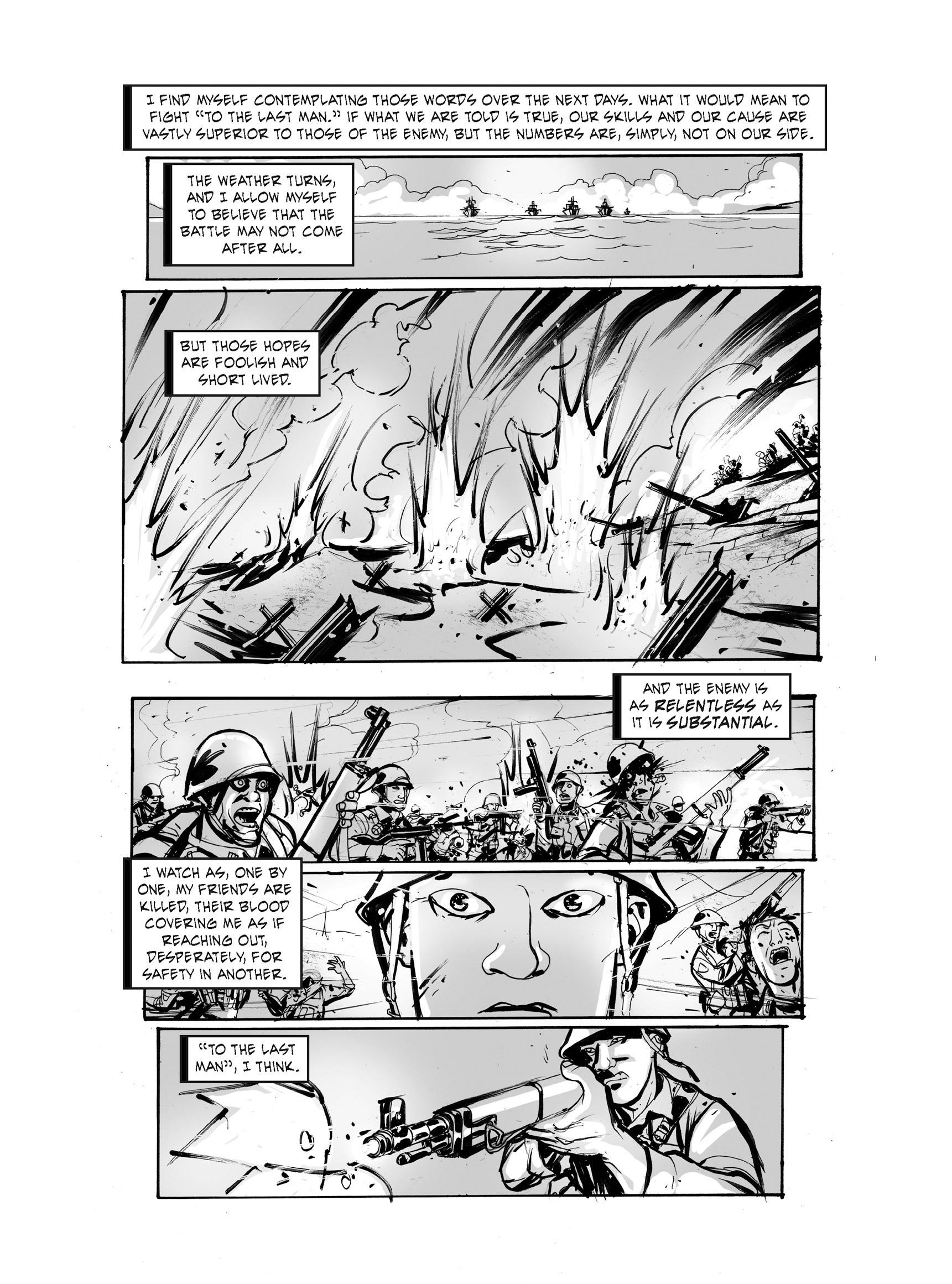Read online FUBAR comic -  Issue #3 - 293