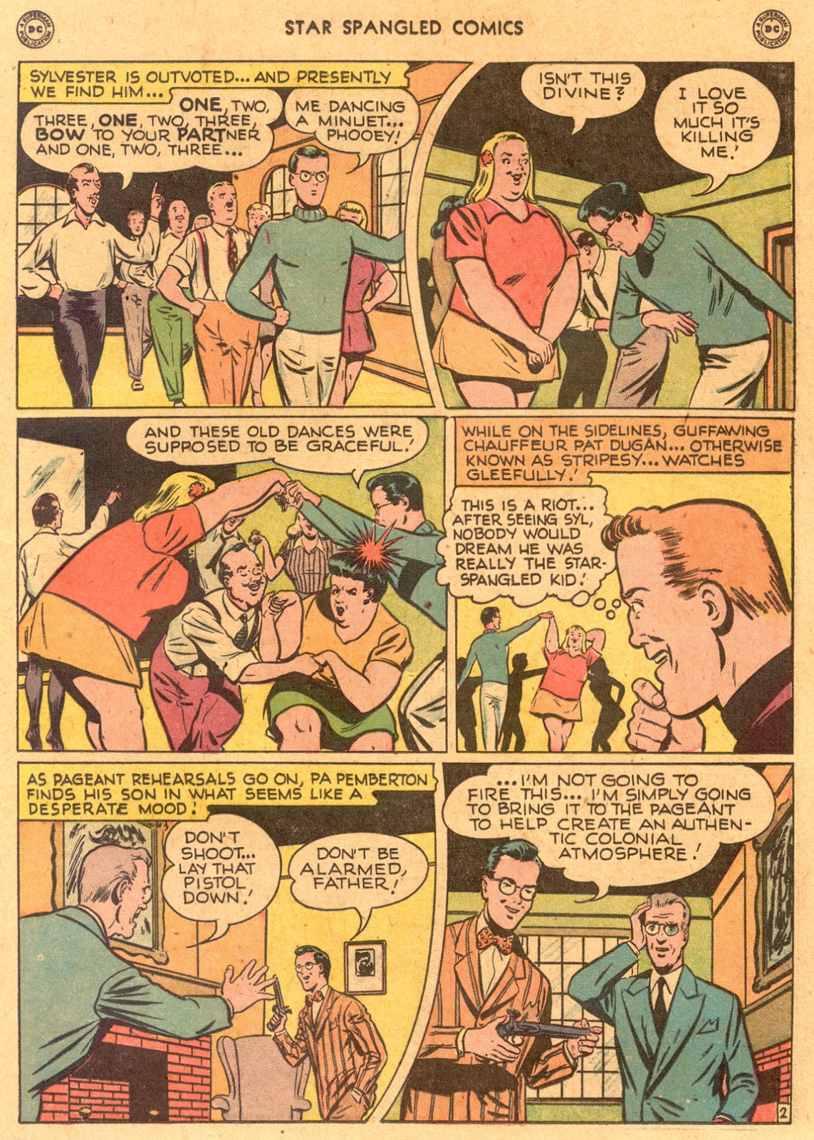 Star Spangled Comics (1941) issue 80 - Page 28