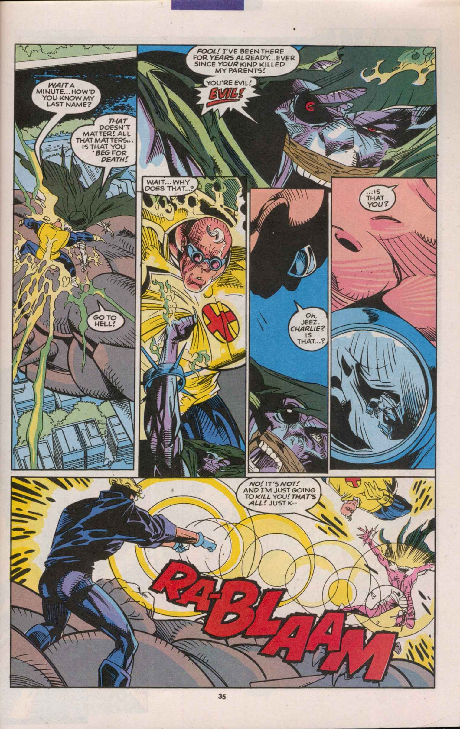 Read online X-Factor (1986) comic -  Issue # _ Annual 8 - 32