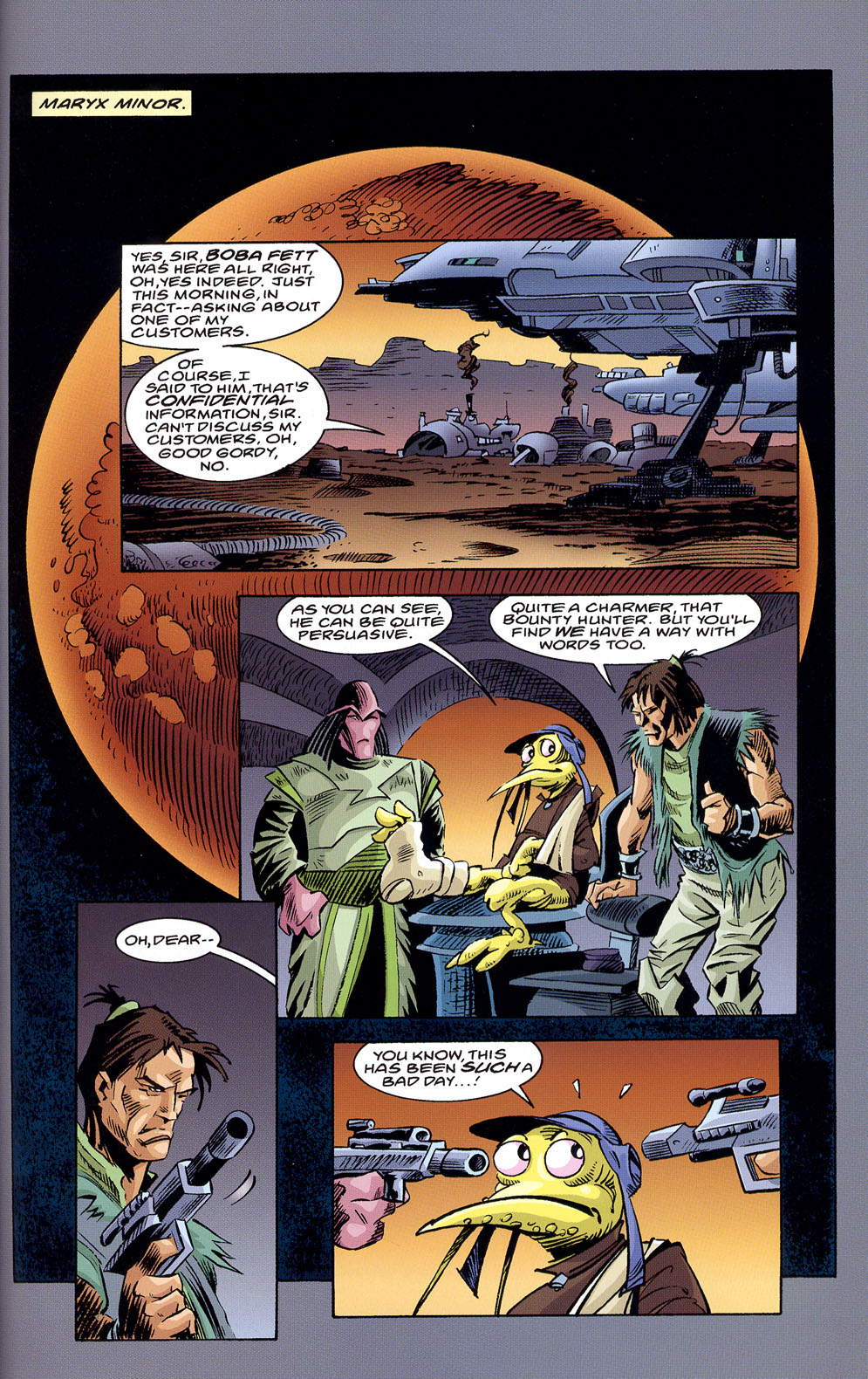 Read online Star Wars Omnibus comic -  Issue # Vol. 12 - 52