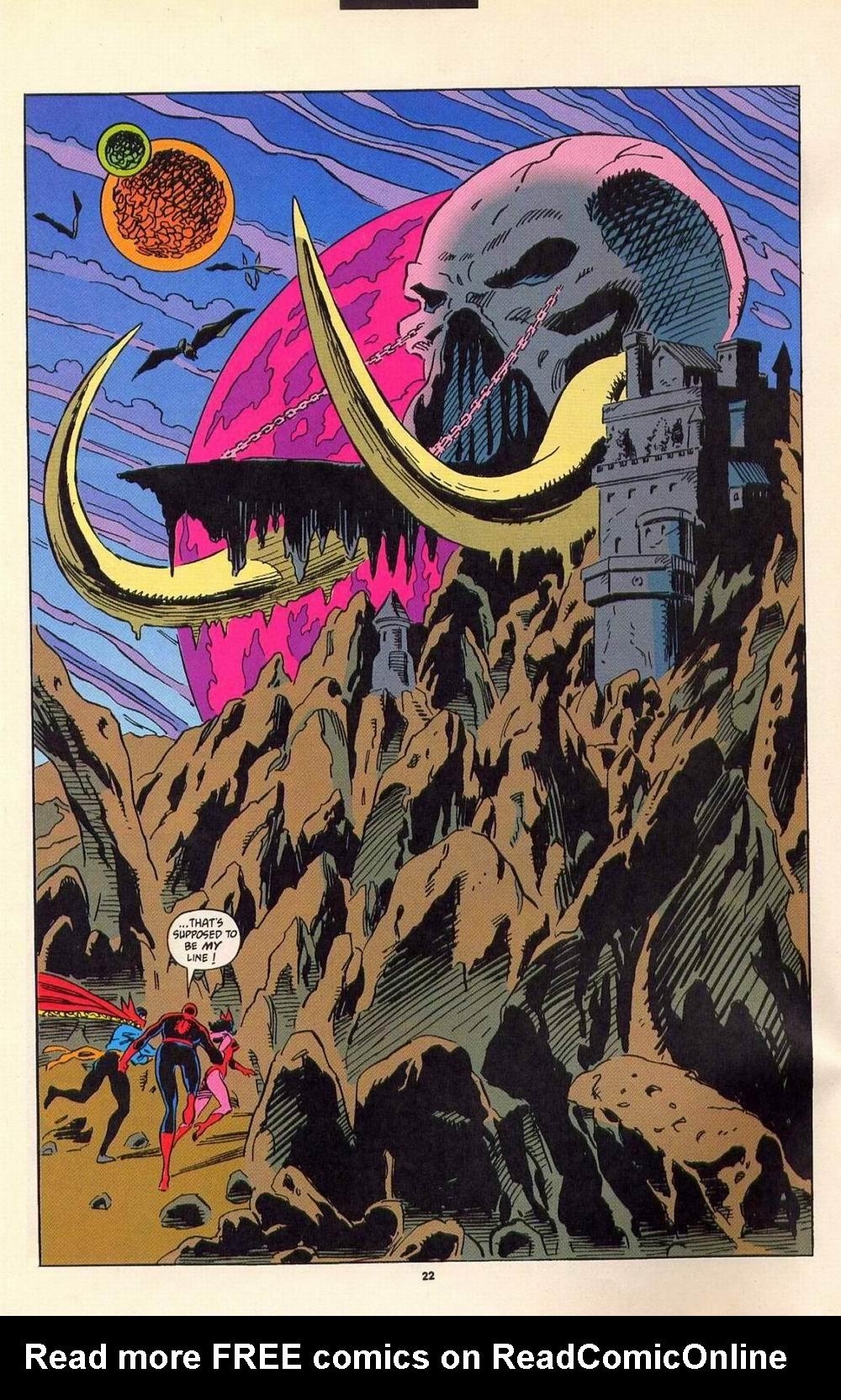 Read online Secret Defenders comic -  Issue #7 - 17
