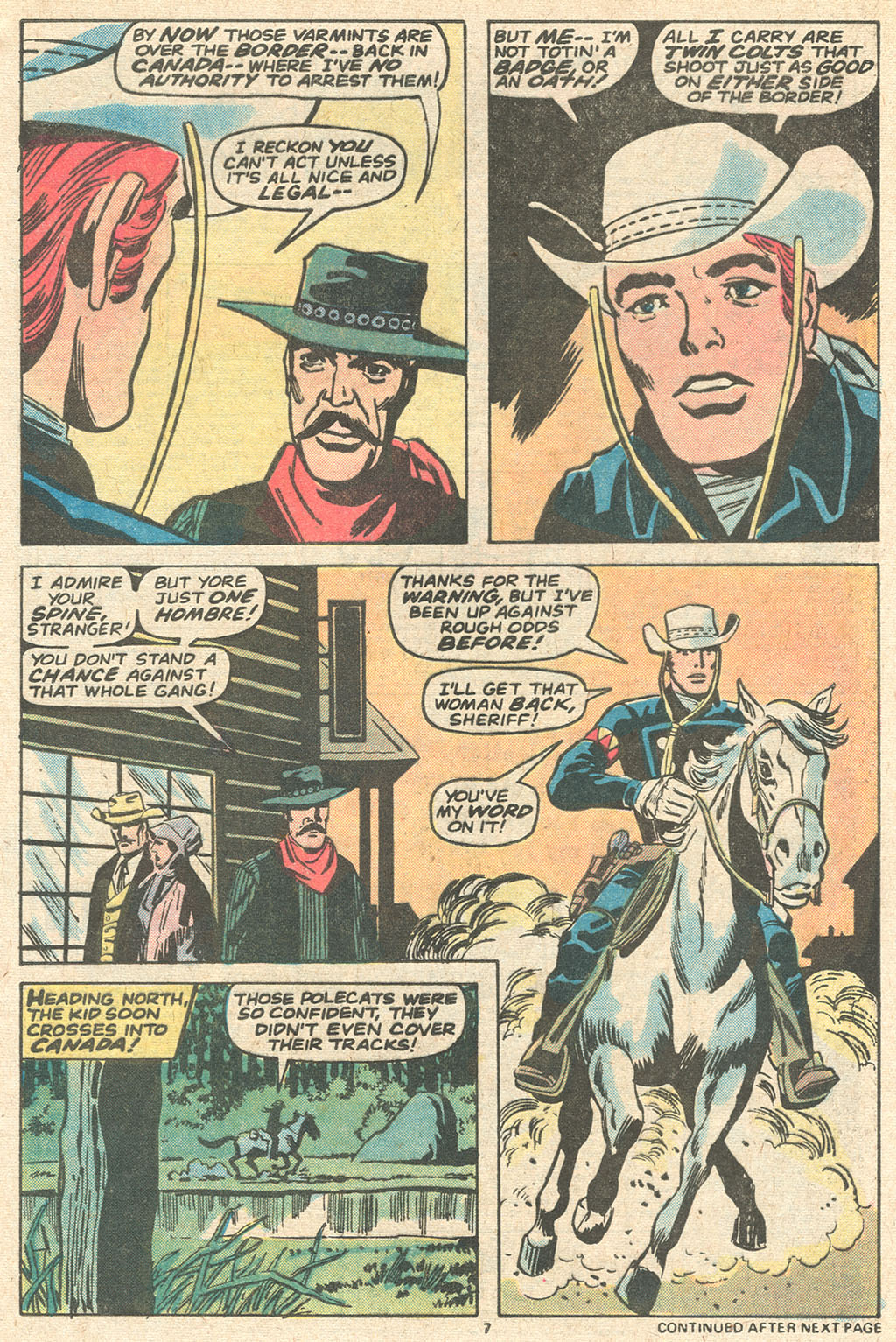 The Rawhide Kid (1955) issue 147 - Page 9