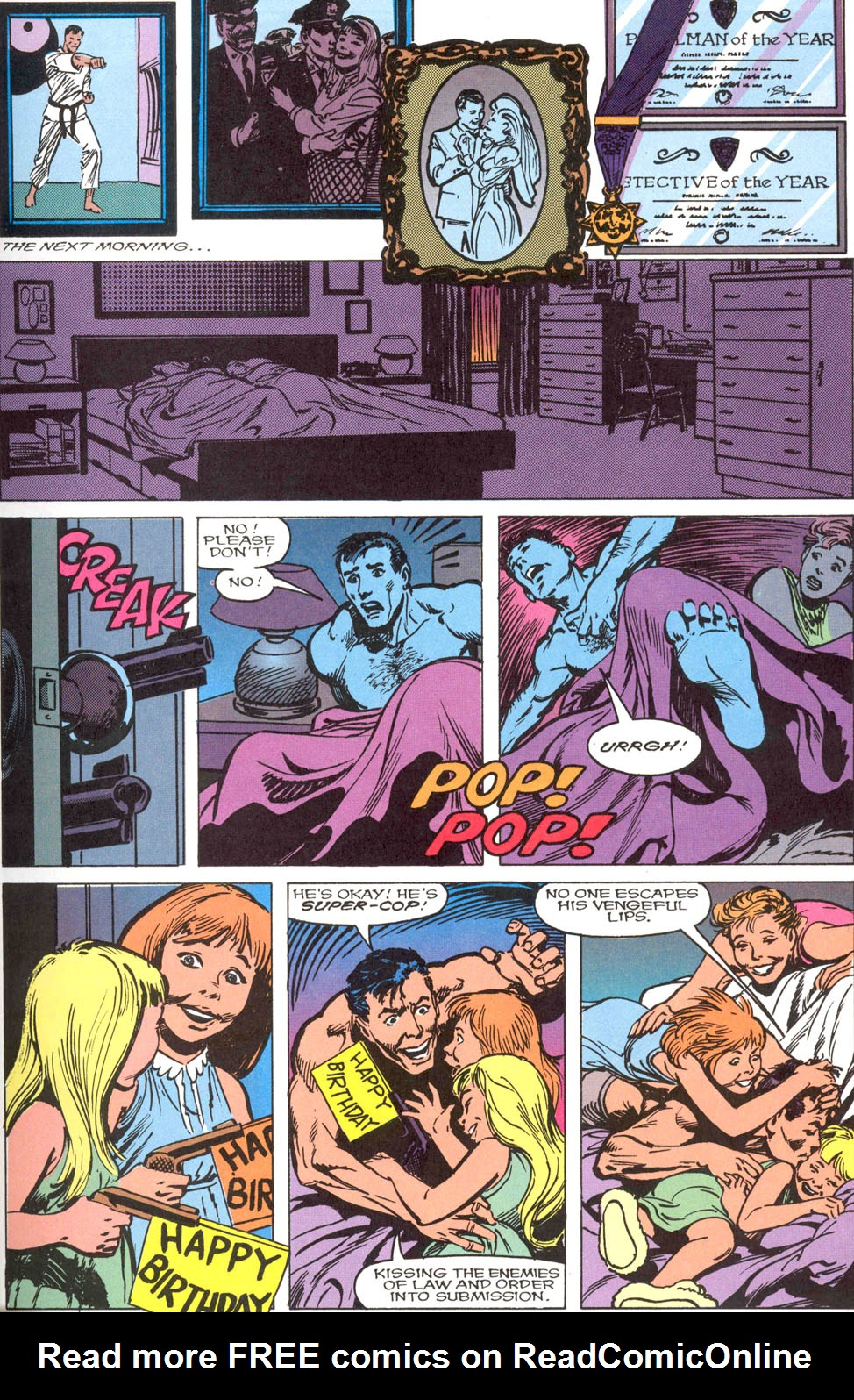 The Punisher Movie Special issue Full - Page 11