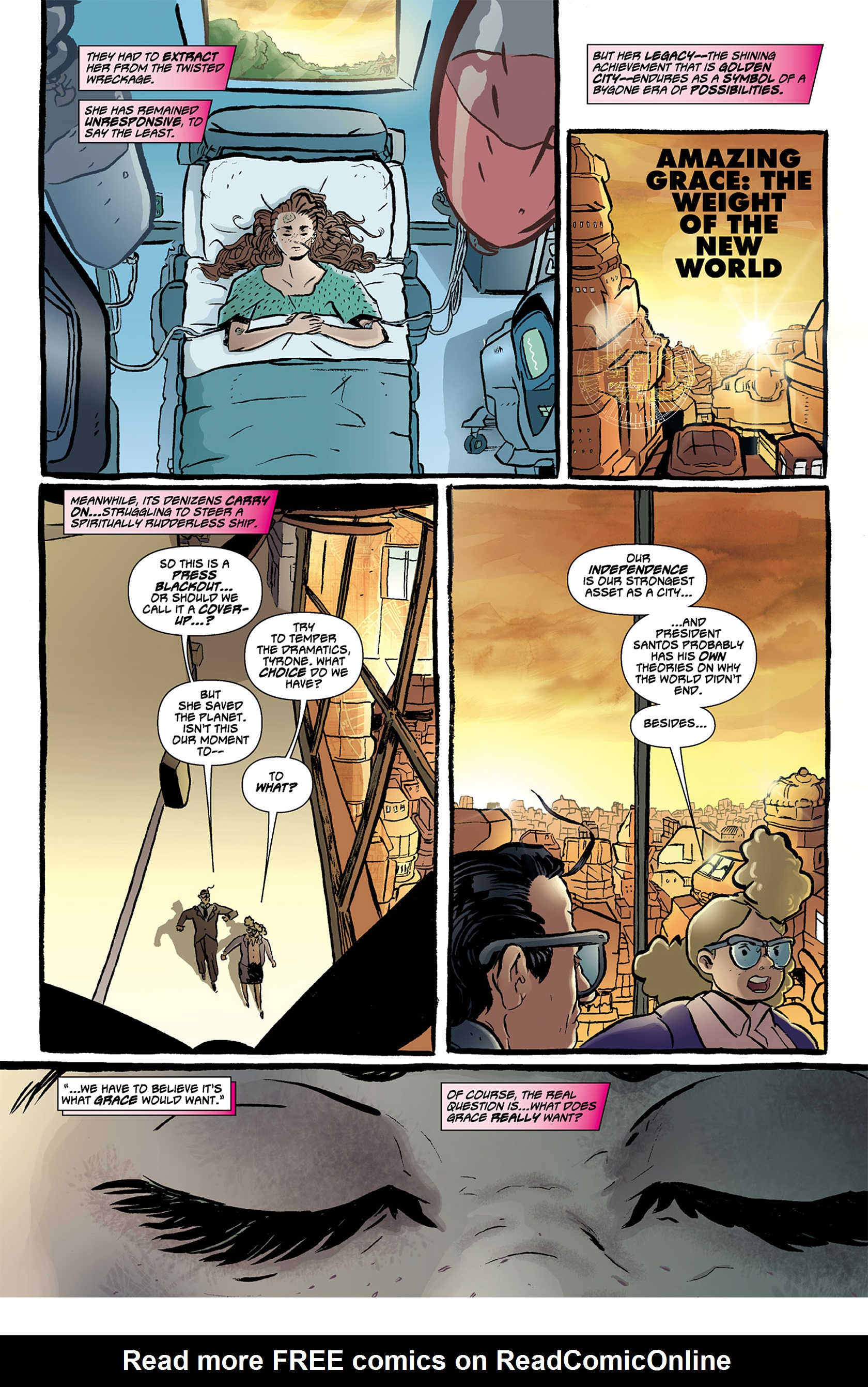 Read online Catalyst Comix comic -  Issue #2 - 17