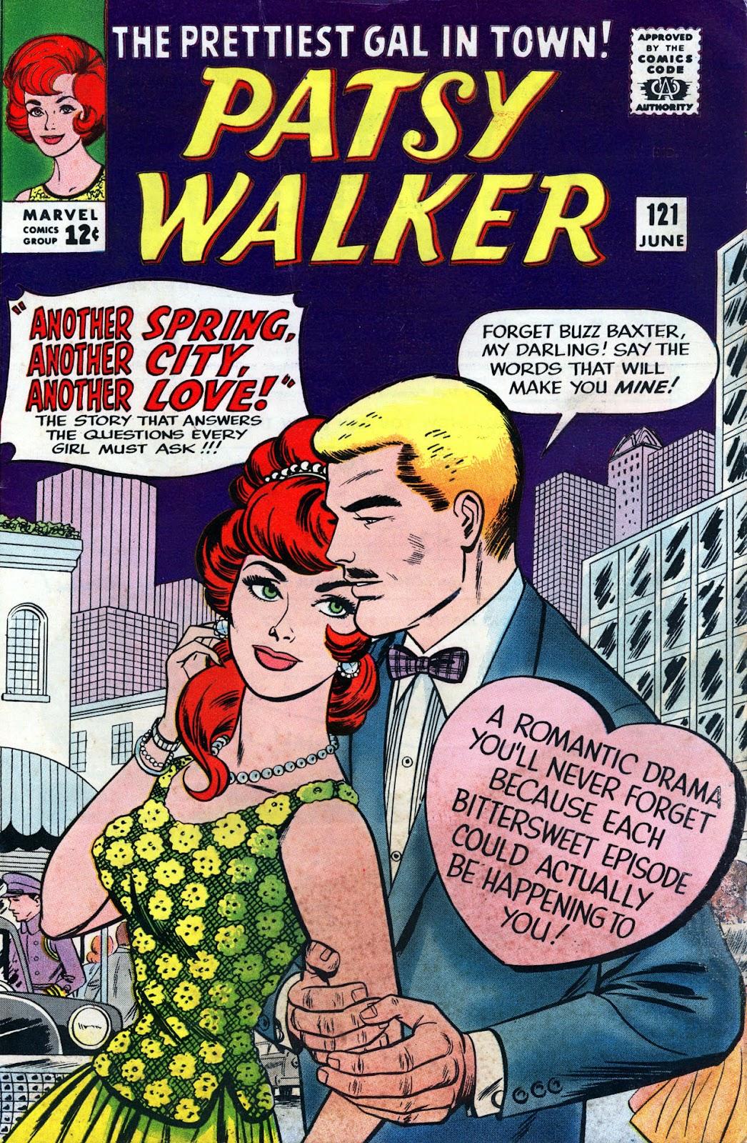 Patsy Walker 121 Page 1