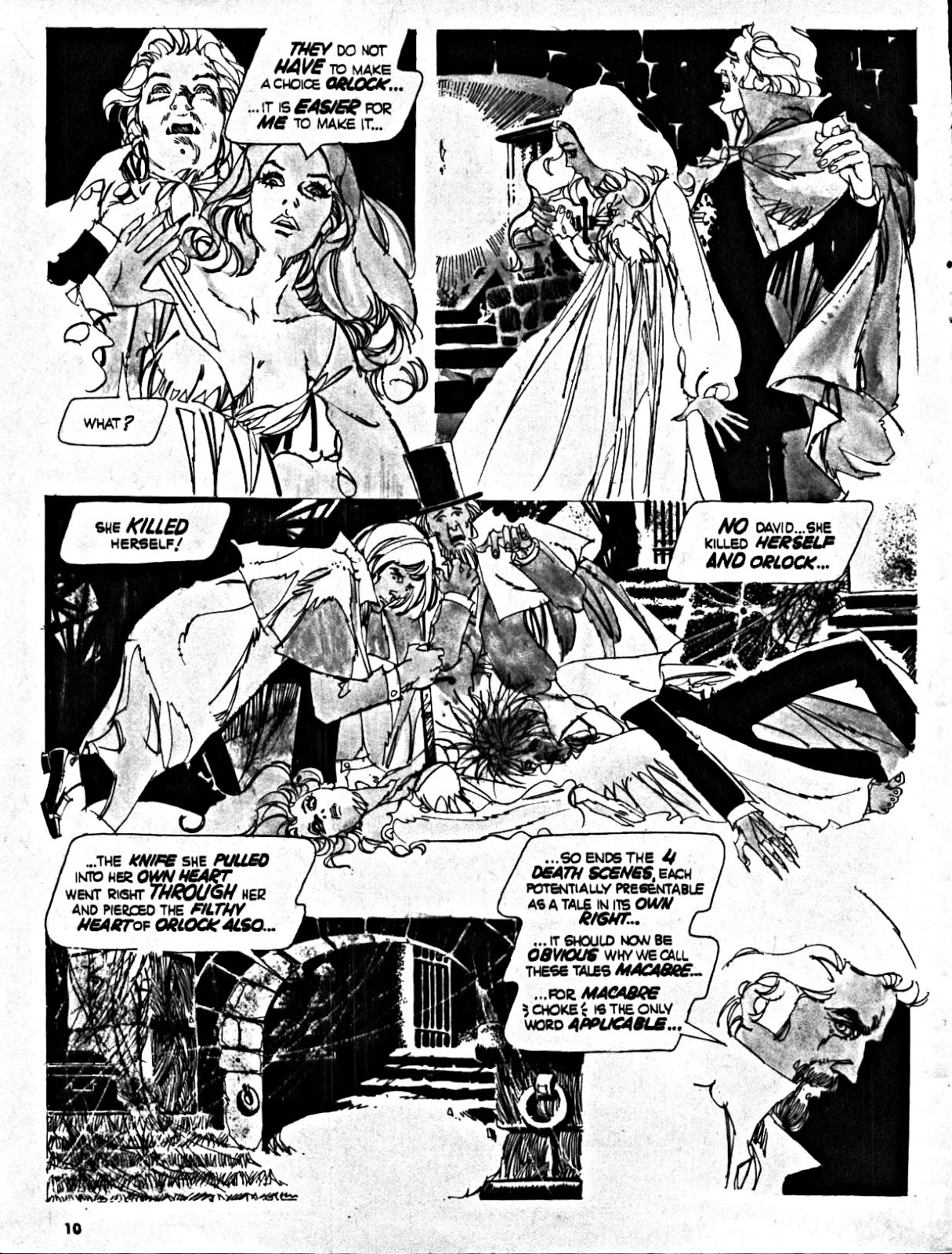 Nightmare (1970) issue 18 - Page 9
