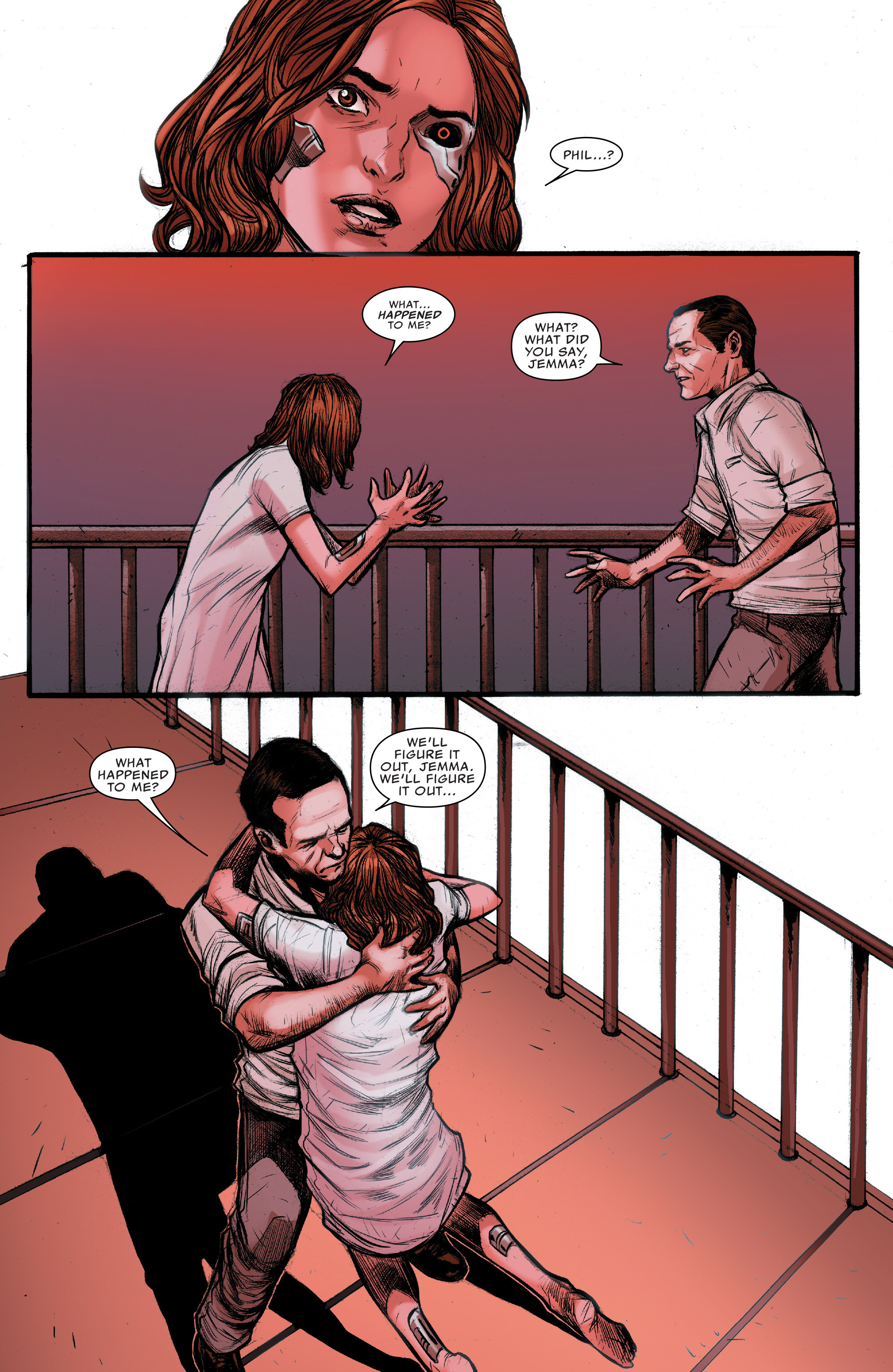 Read online Agents of S.H.I.E.L.D. comic -  Issue #10 - 15