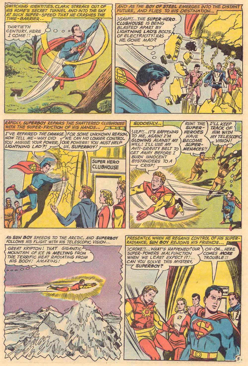 Read online Action Comics (1938) comic -  Issue #377 - 22