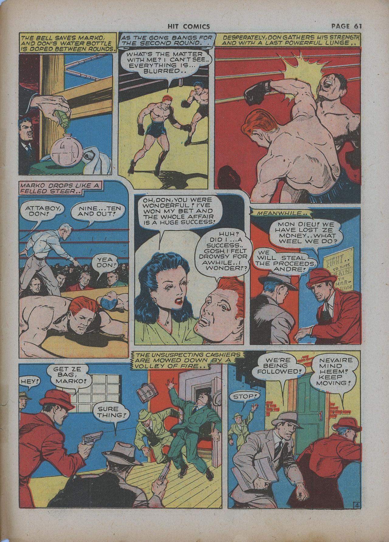 Read online Hit Comics comic -  Issue #22 - 63