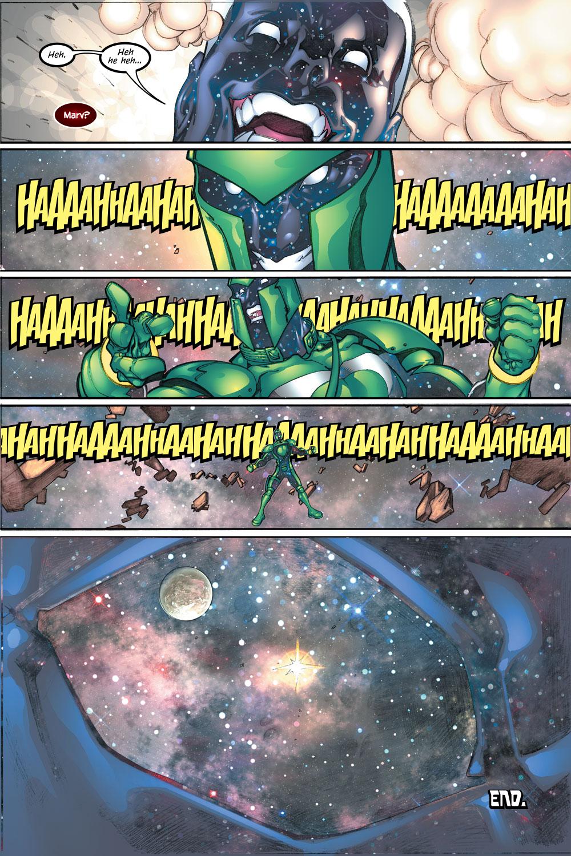 Captain Marvel (2002) Issue #6 #6 - English 22