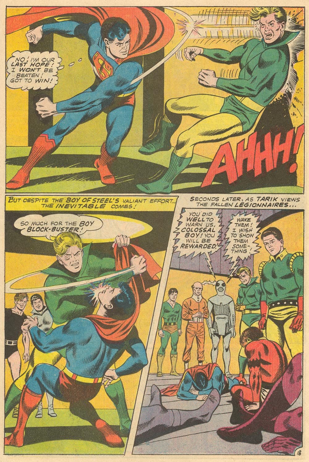 Read online Adventure Comics (1938) comic -  Issue #372 - 22
