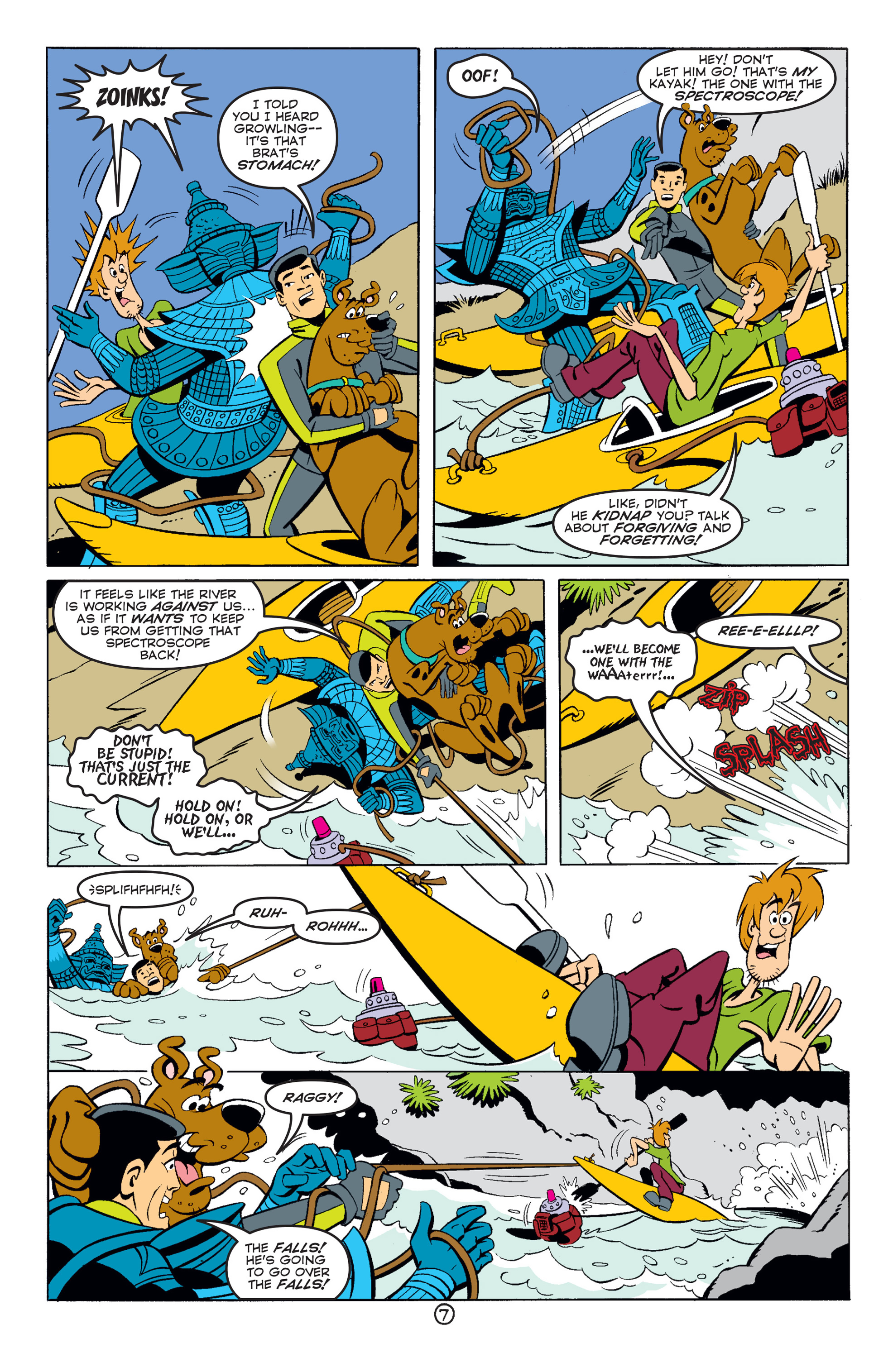 Read online Scooby-Doo (1997) comic -  Issue #54 - 20