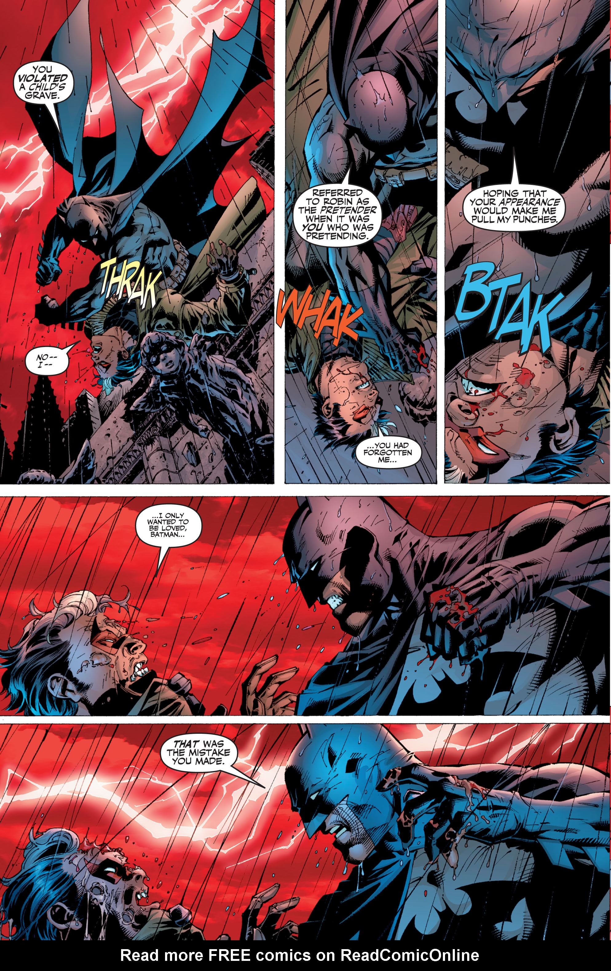 Read online Batman: Under The Red Hood comic -  Issue # Full - 374
