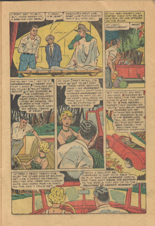 Read online Shadow Comics comic -  Issue #95 - 23