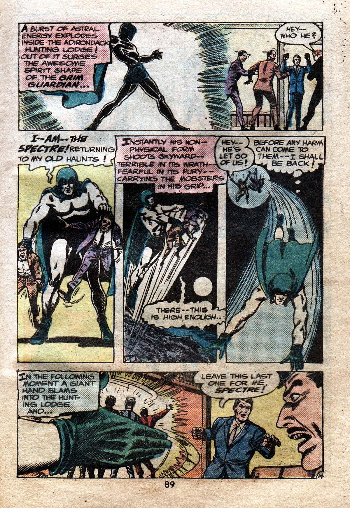 Read online Adventure Comics (1938) comic -  Issue #491 - 88