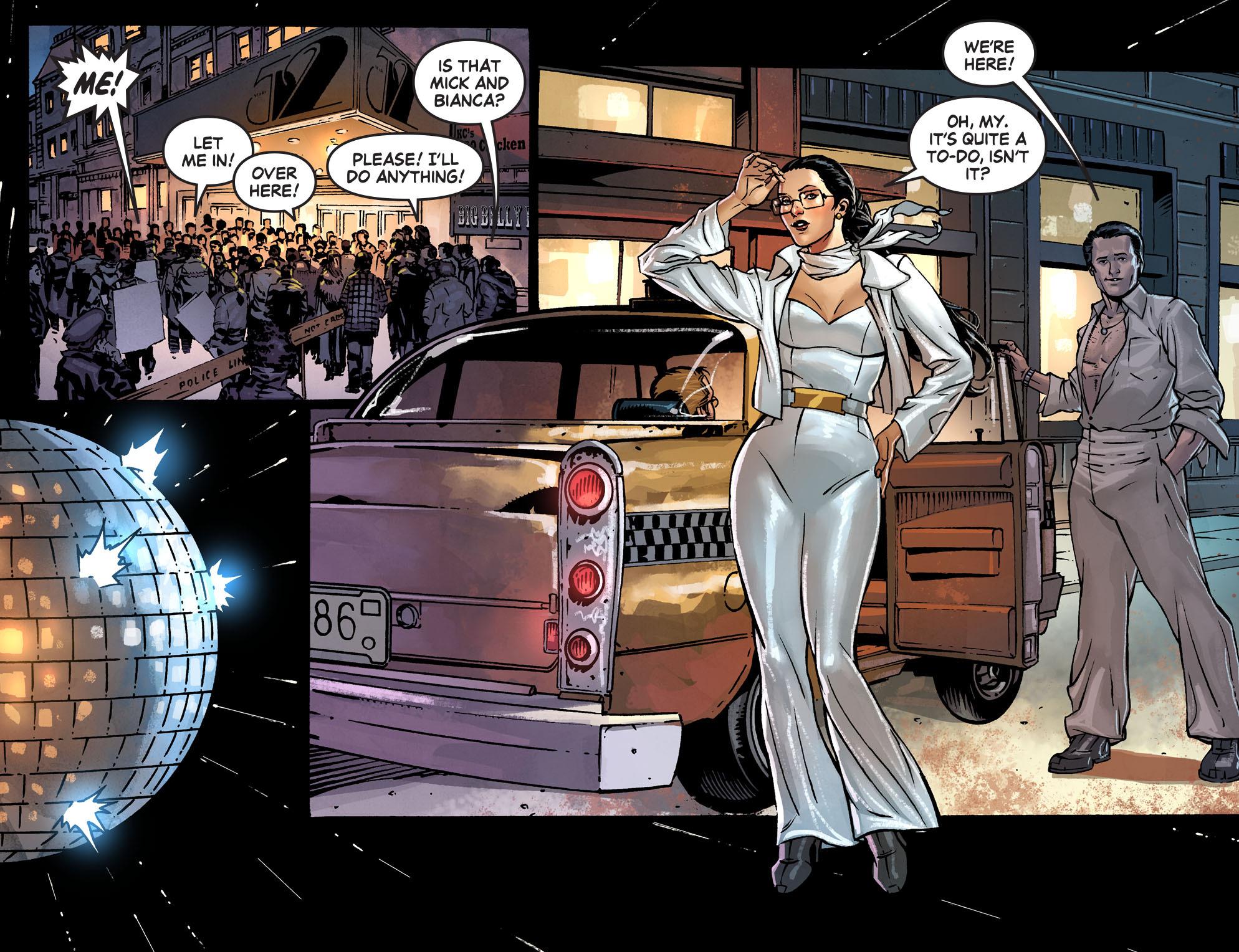 Read online Wonder Woman '77 [I] comic -  Issue #1 - 13