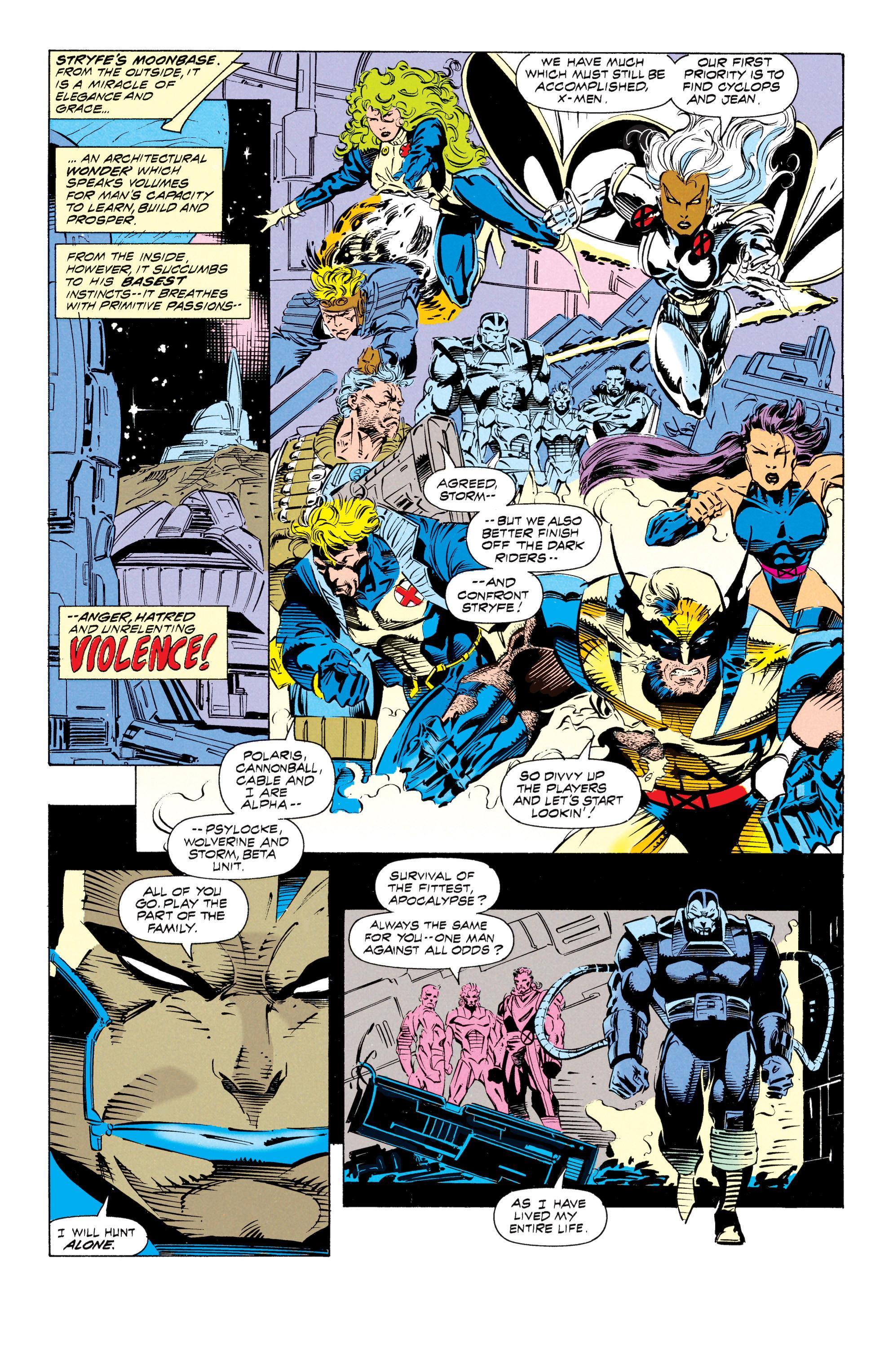 X-Men (1991) 16 Page 12